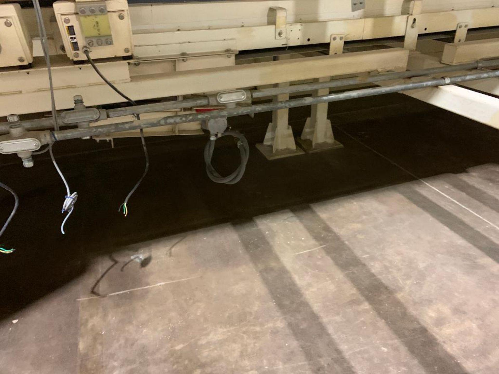 Aseeco mild steel cone bottom bulk storage bin - Image 6 of 27