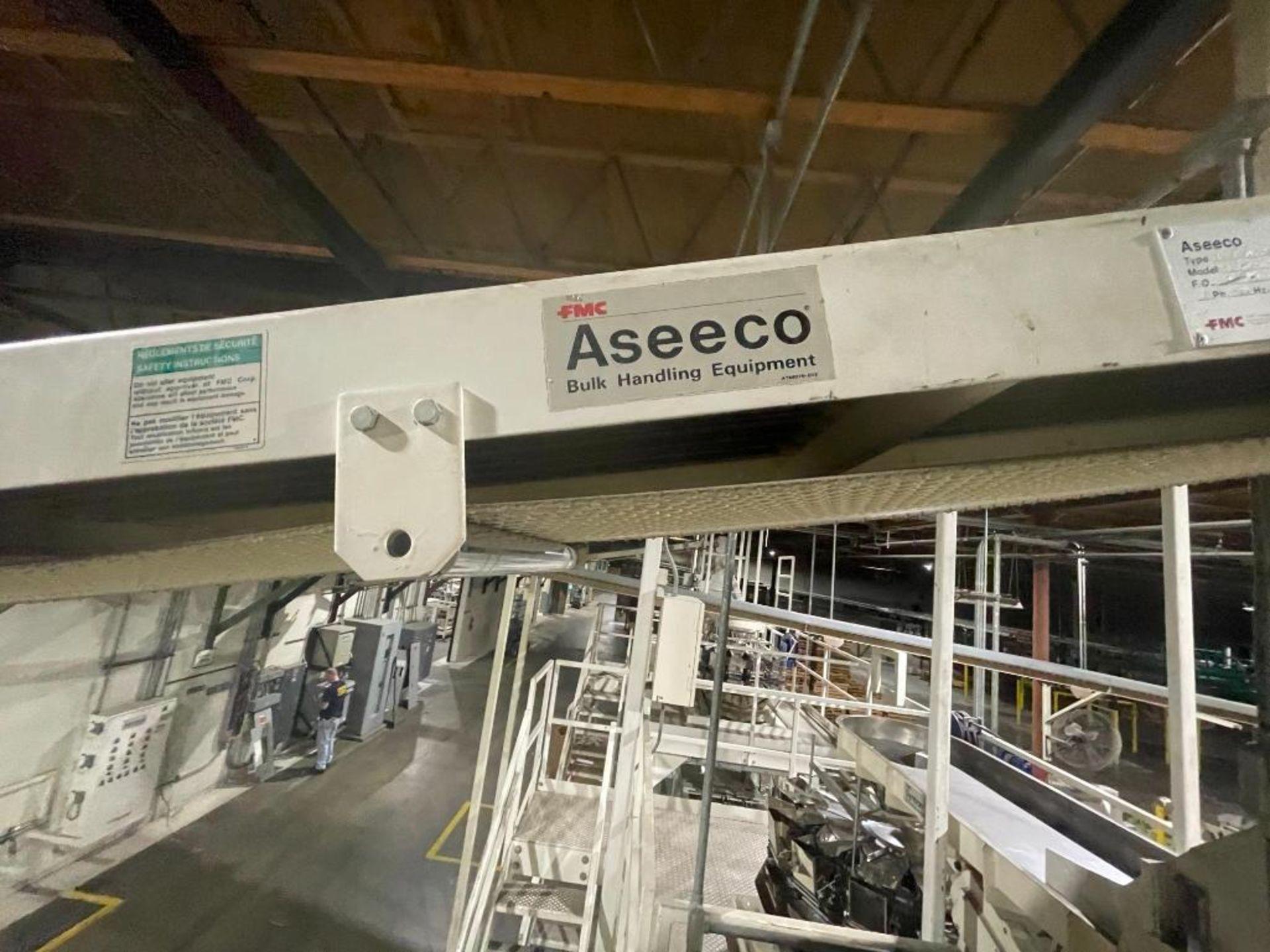 mild steel overhead belt conveyor - Image 7 of 12
