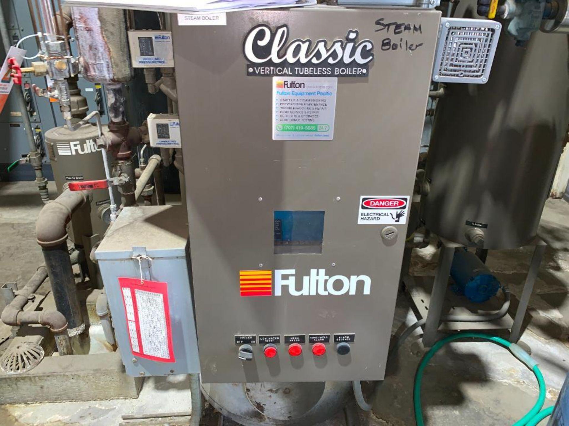 2014 Fulton steam boiler - Image 21 of 23