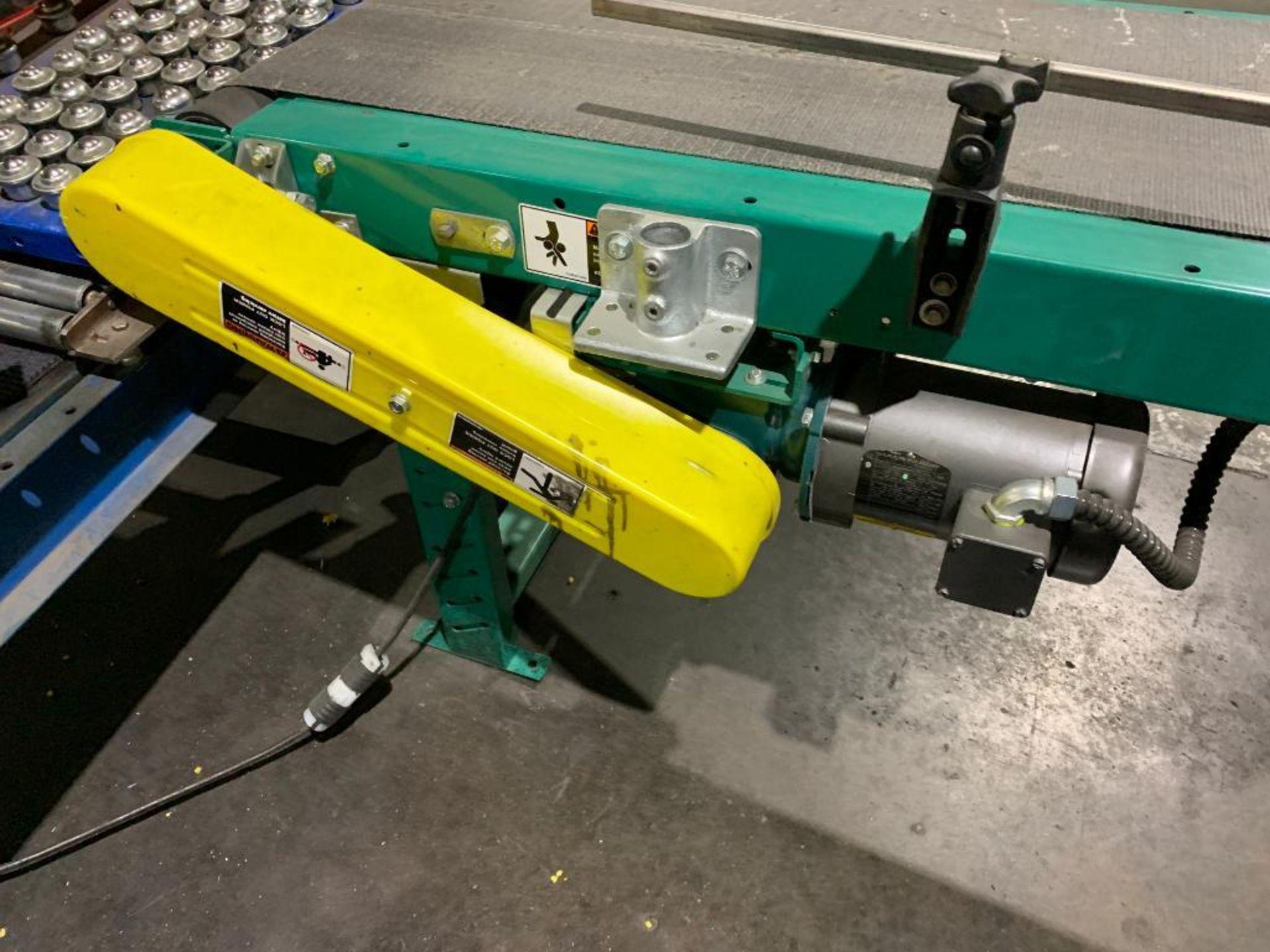 Automated Conveyor Systems mild steel conveyor - Image 6 of 9