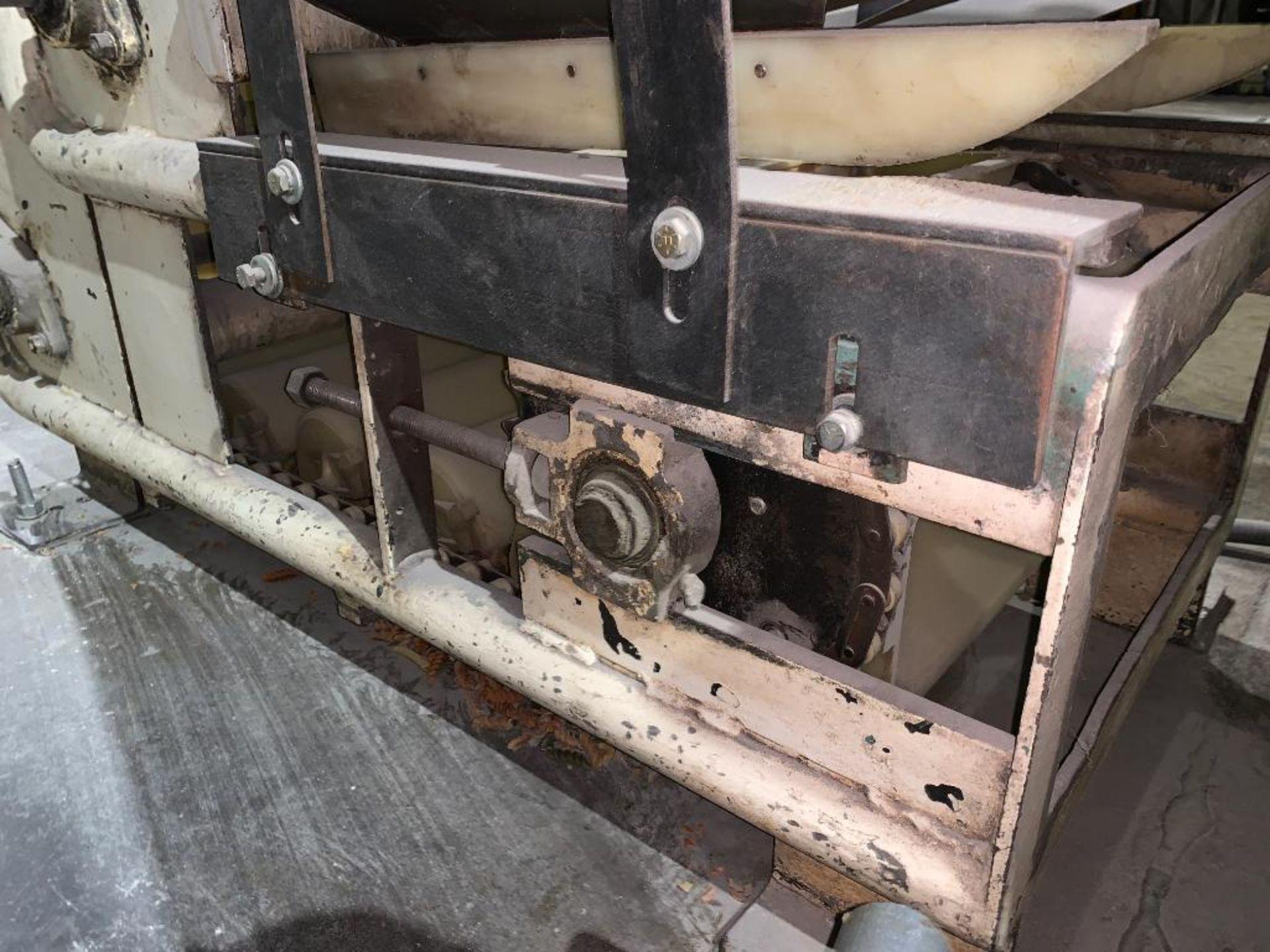 Aseeco overlapping bucket elevator - Image 4 of 11
