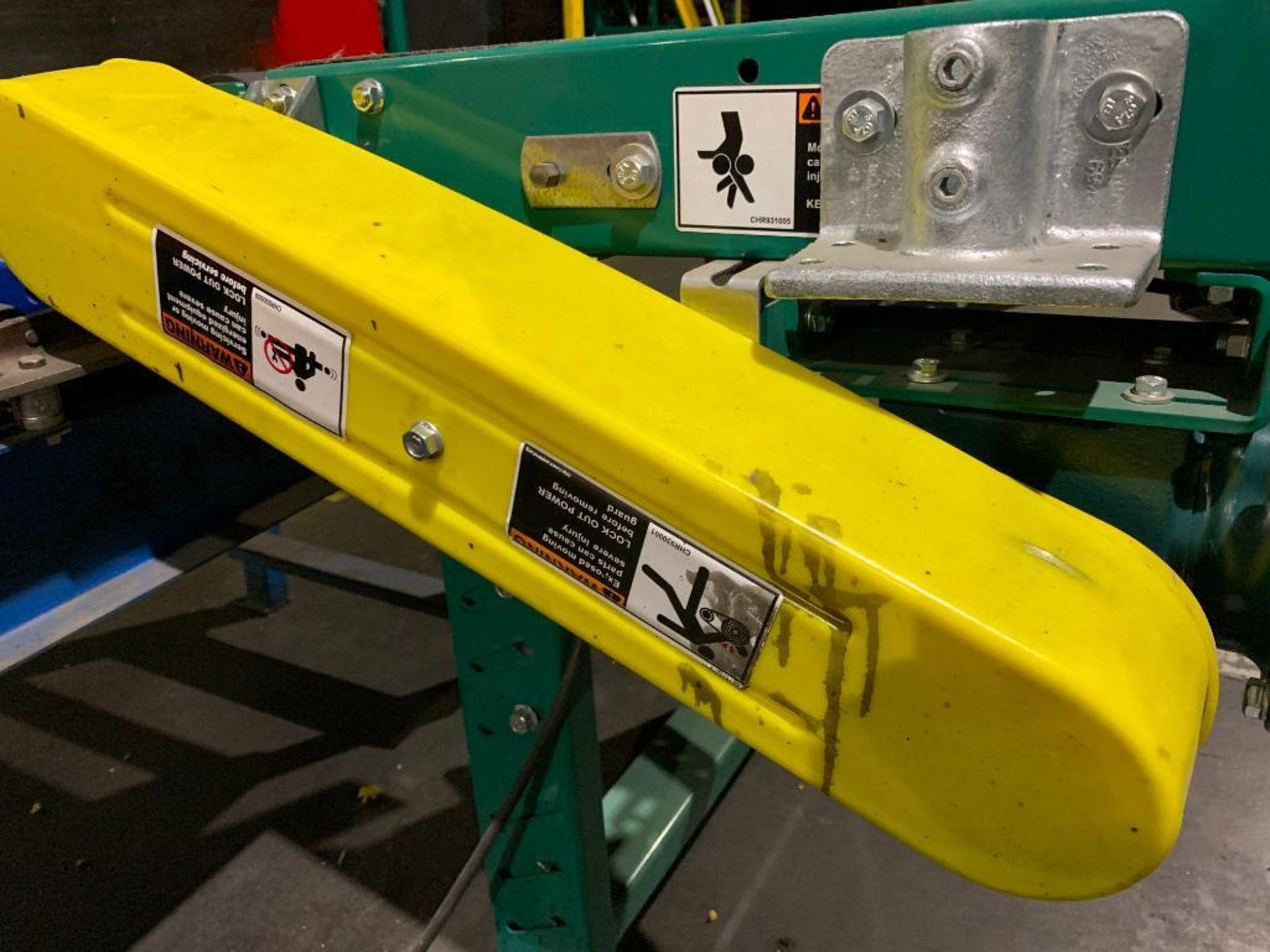Automated Conveyor Systems mild steel conveyor - Image 8 of 9
