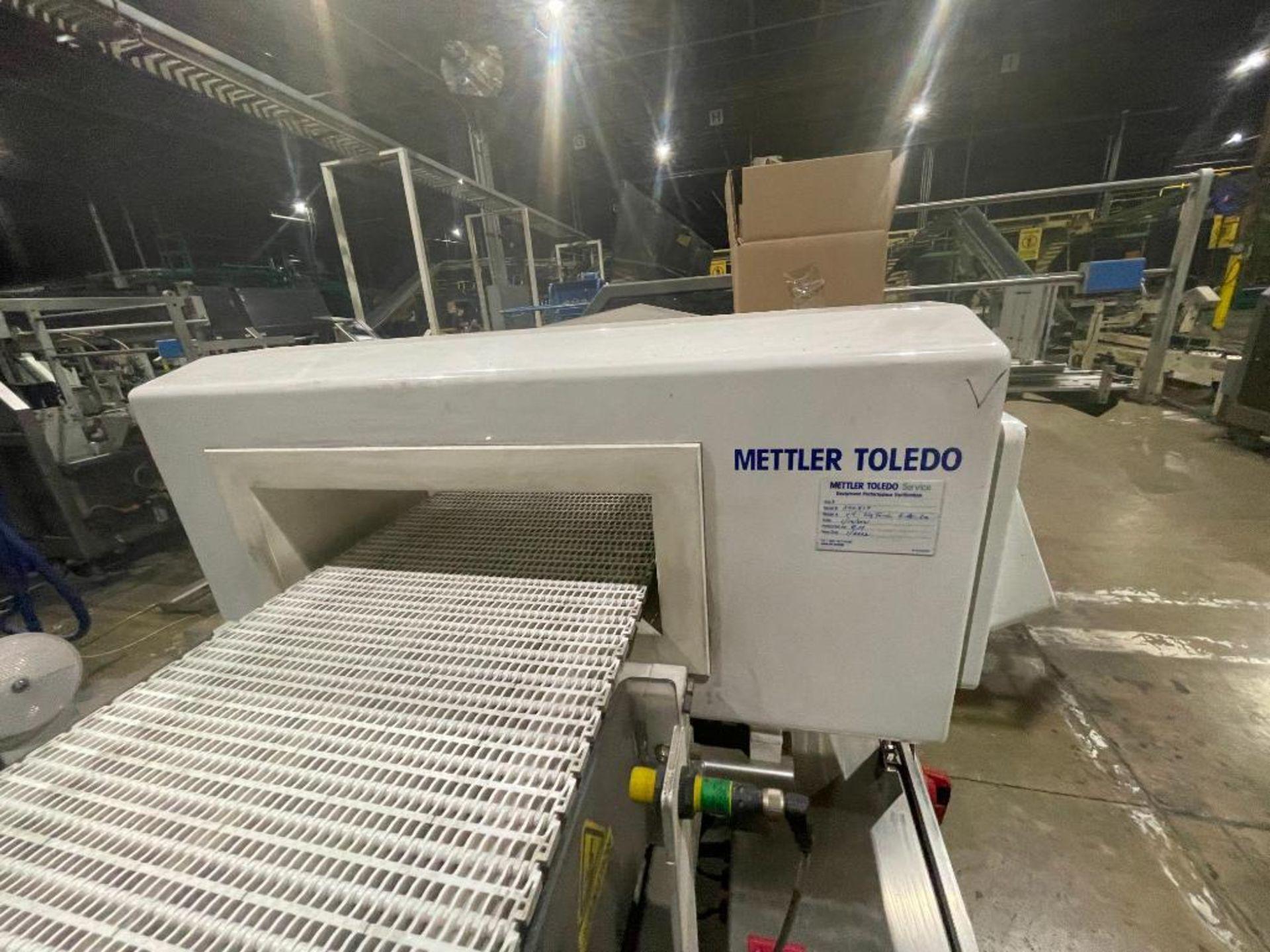 2016 Mettler Toledo metal detector, model SL1500 - Image 5 of 15
