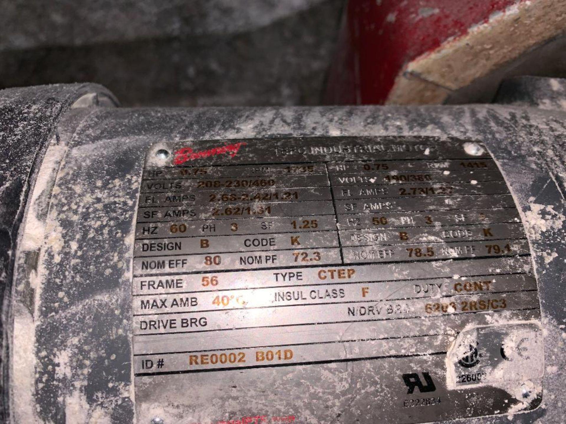 Sweco vibratory sifter - Image 6 of 13