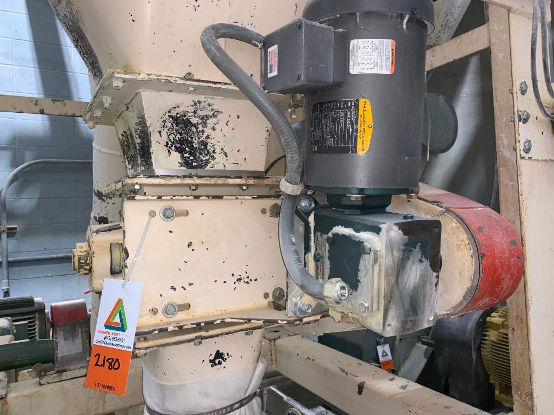 MAC mild steel dust collector - Image 9 of 9