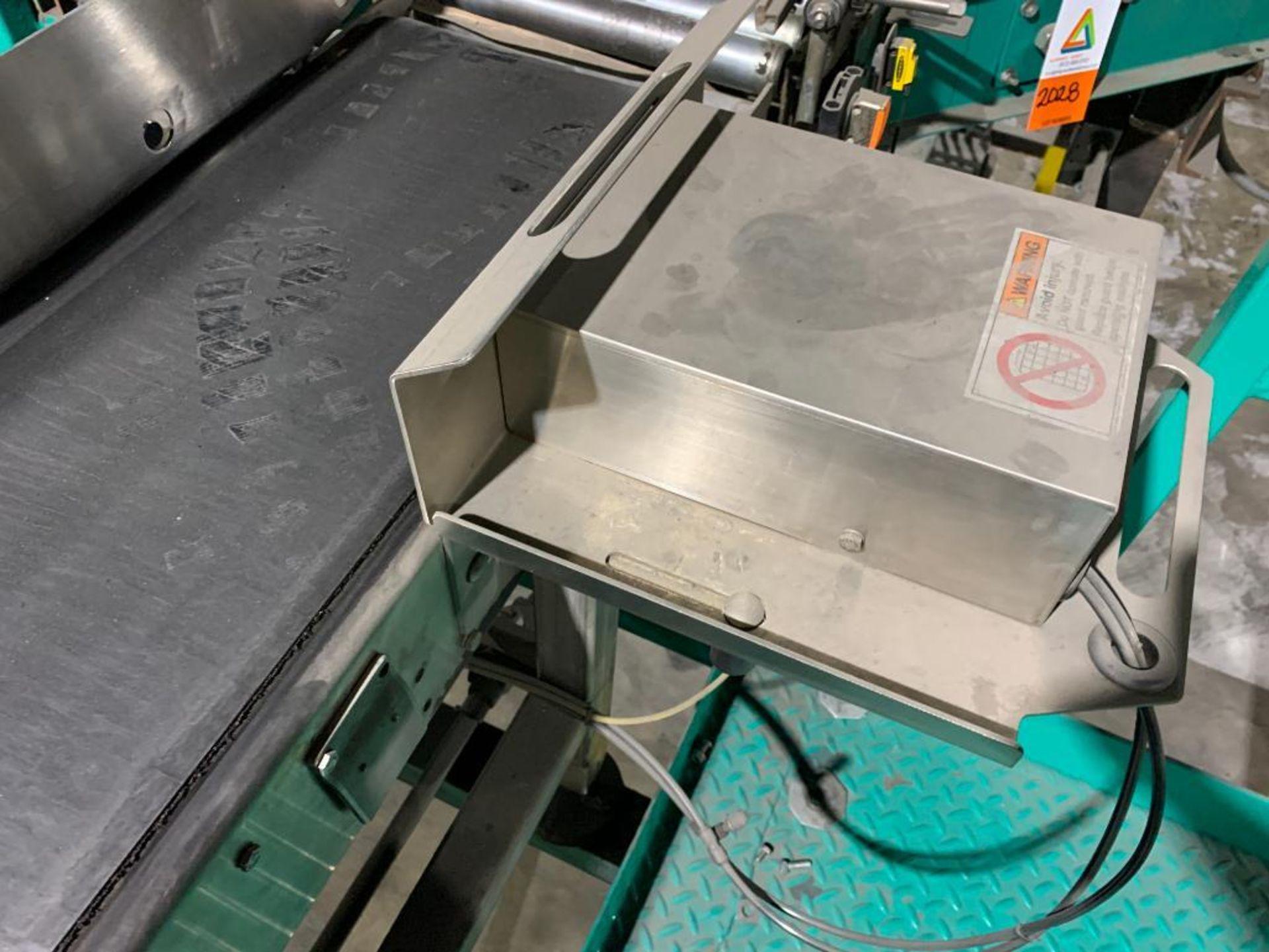 BMI stainless steel conveyor - Image 12 of 14