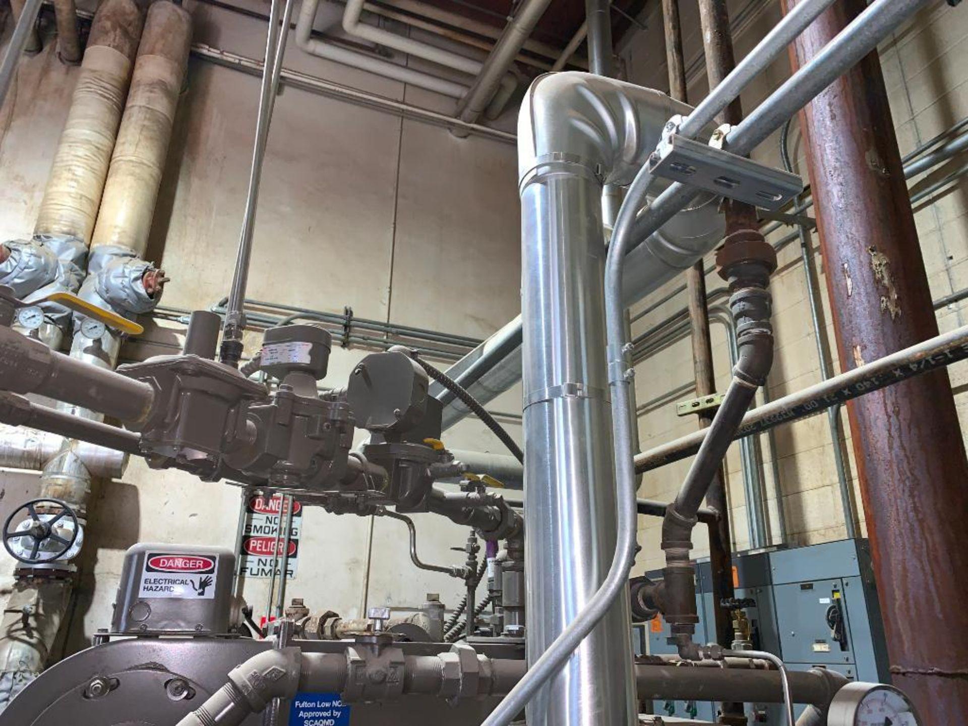 2014 Fulton steam boiler - Image 6 of 23