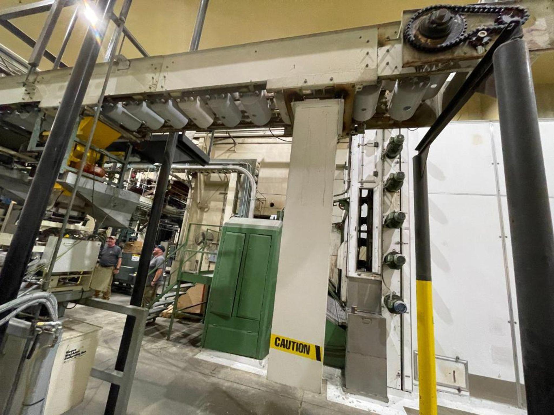 Meyer horizontal bucket elevator, model PQ-172-12-BCS - Image 2 of 19