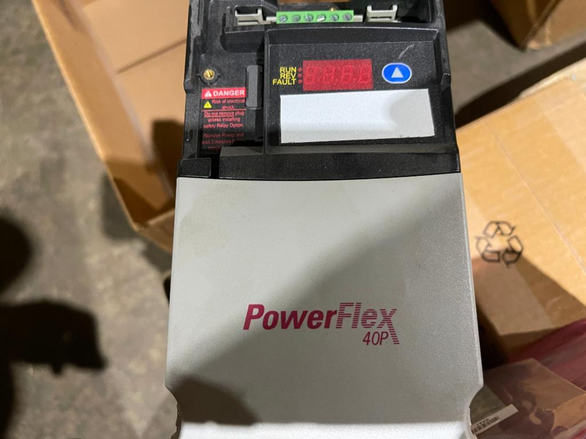 PowerFlex 40P VFD's - Image 5 of 5