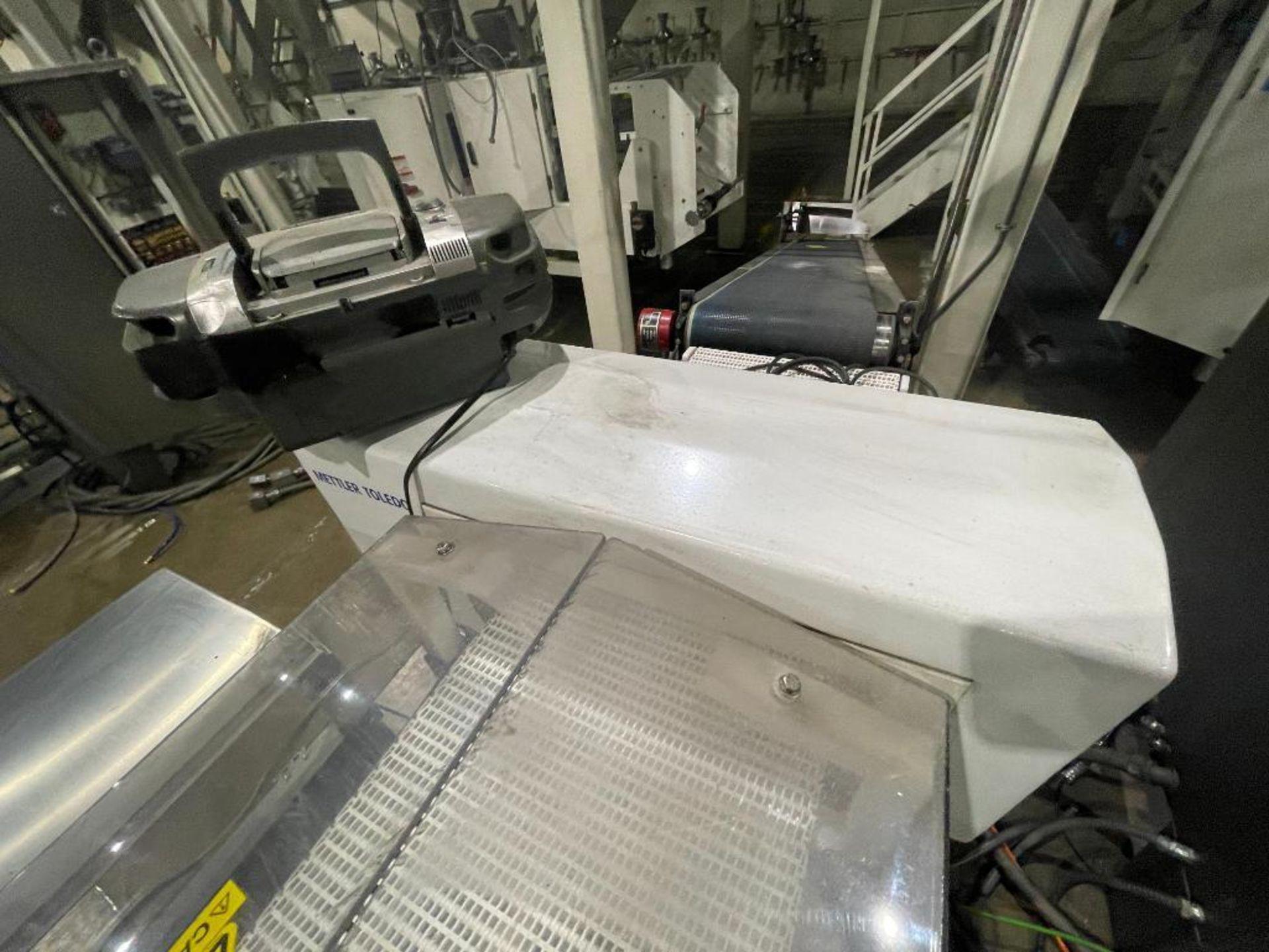 2016 Mettler Toledo metal detector, model SL1500 - Image 13 of 16