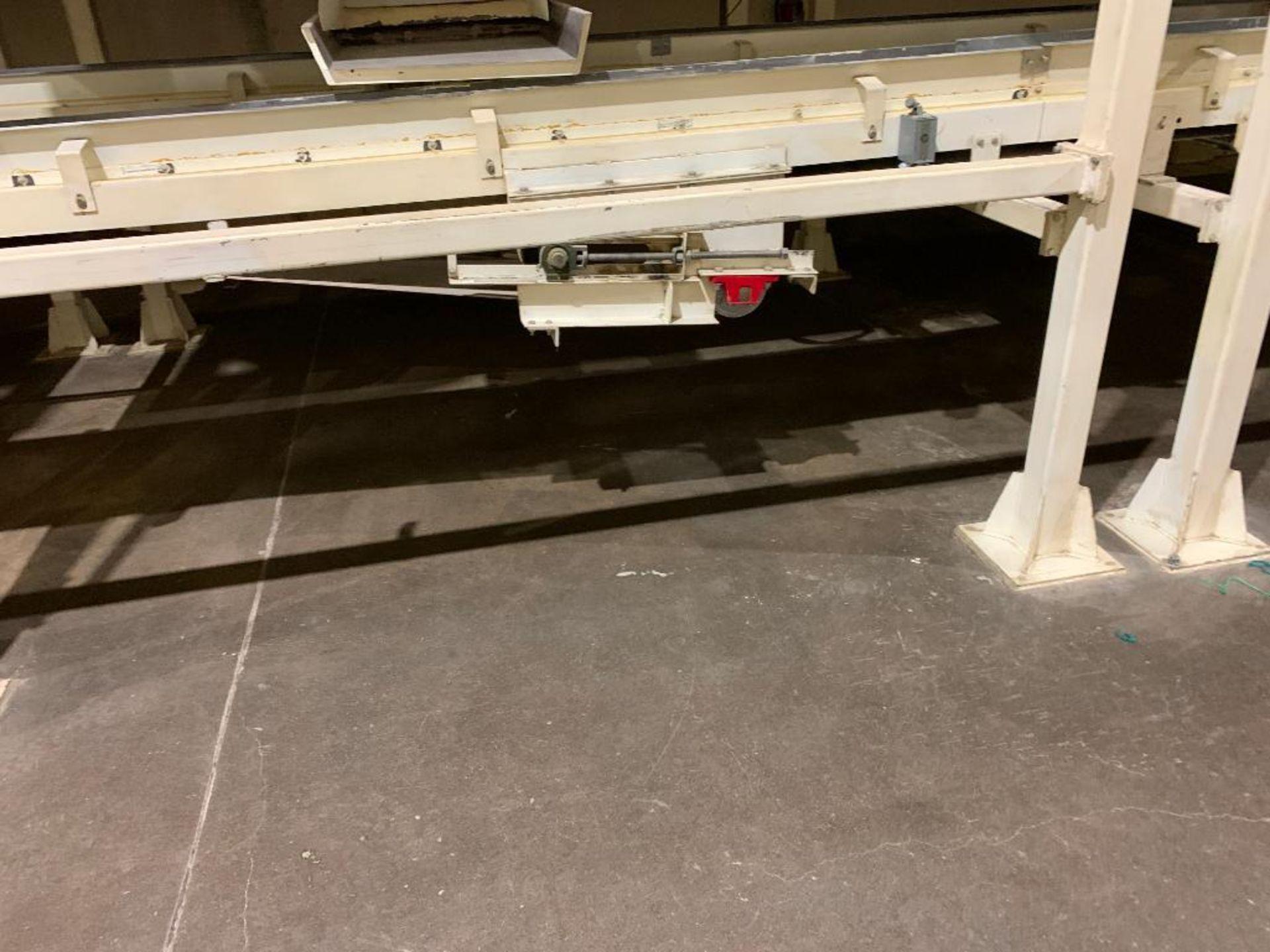 Aseeco mild steel cone bottom bulk storage bin - Image 4 of 22
