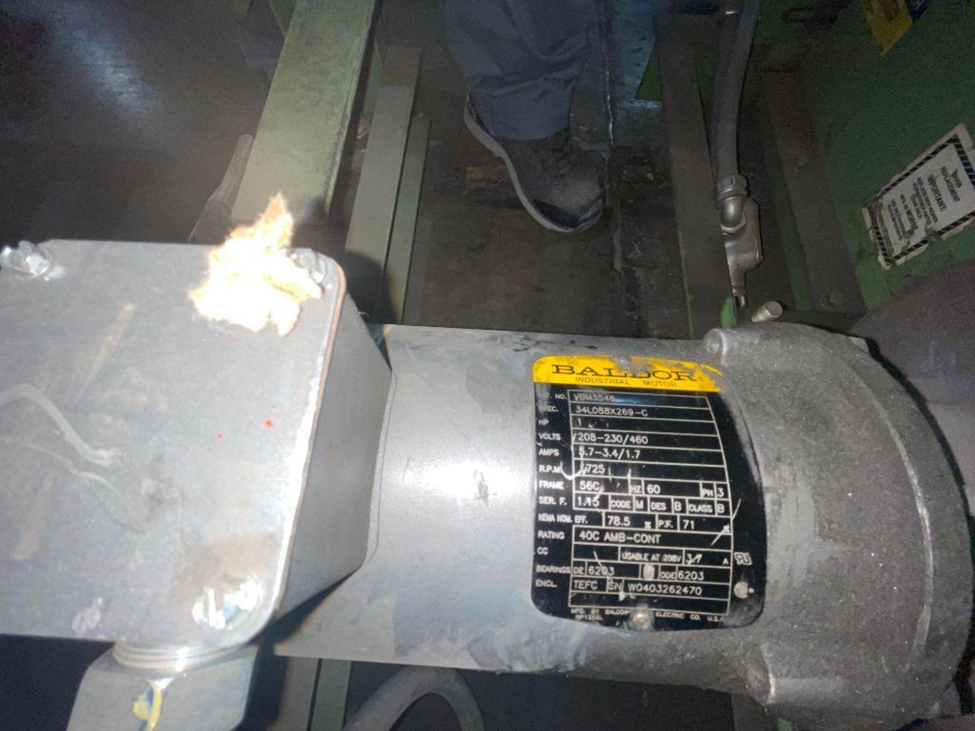 Buschman full pallet conveyor - Image 6 of 12