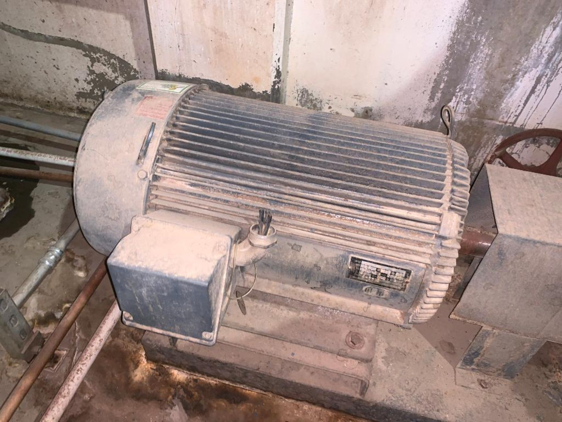 Ingersoll Dresser high temperature water pump - Image 2 of 5