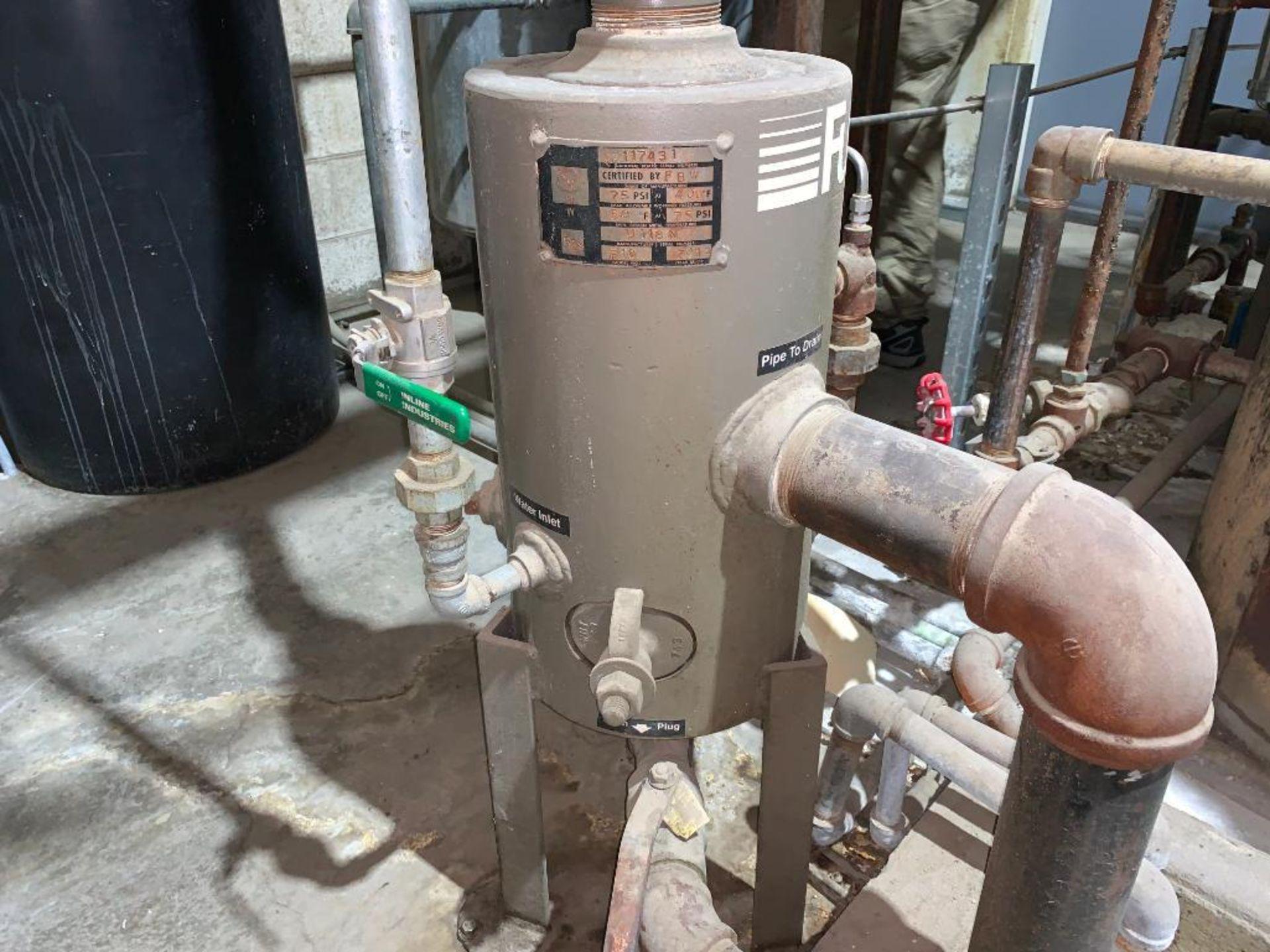 2014 Fulton steam boiler - Image 11 of 23