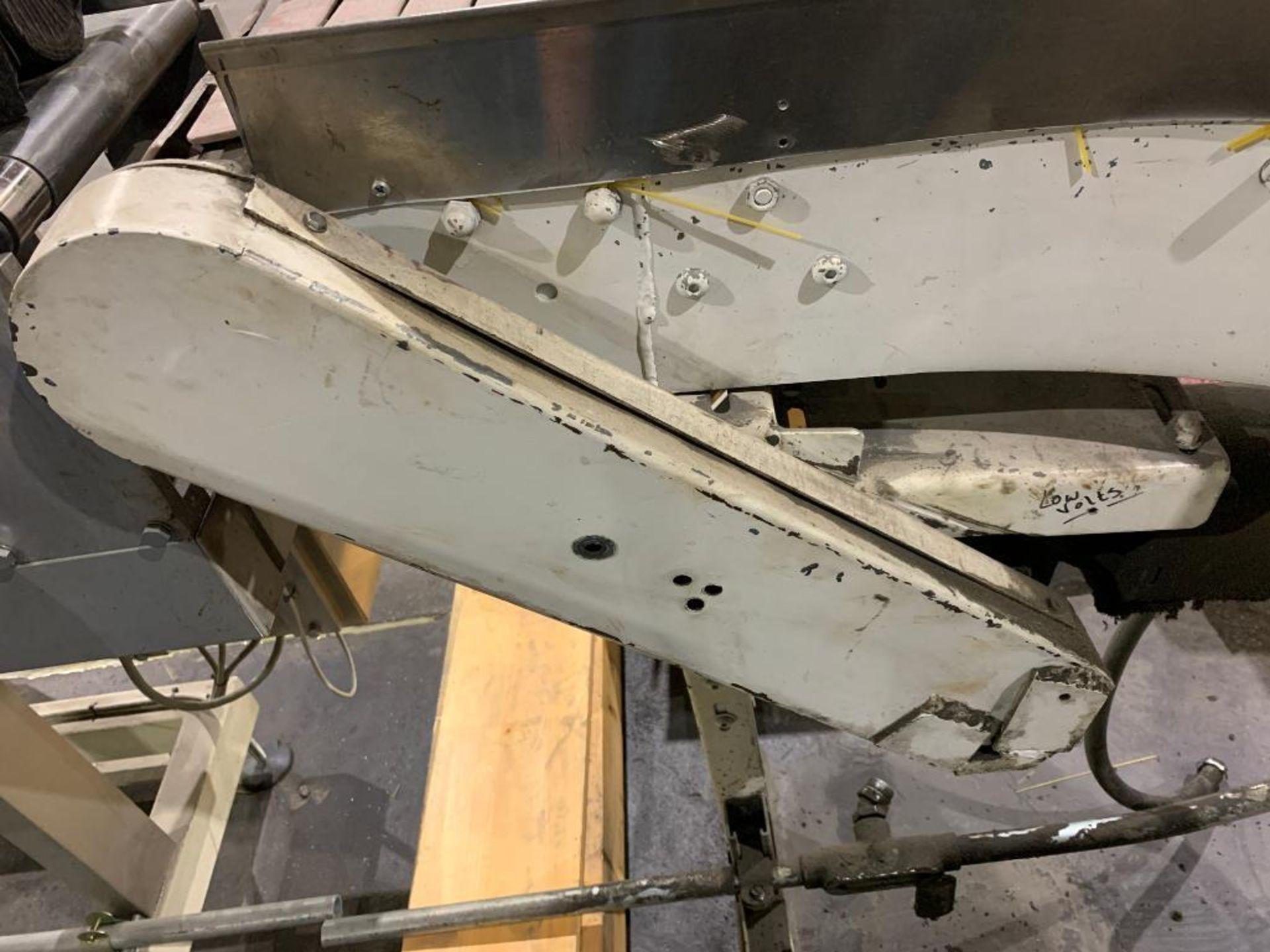 mild steel S-curve conveyor - Image 5 of 11