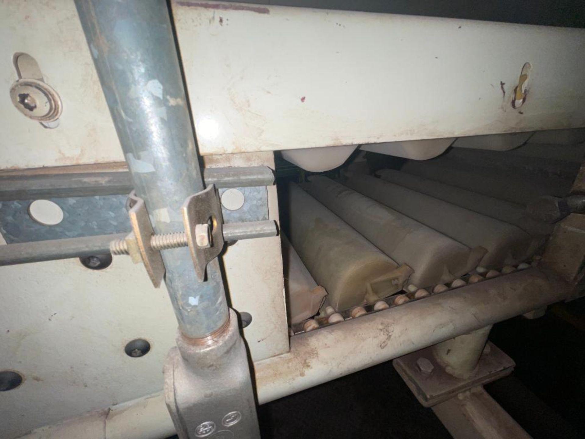 Aseeco horizontal overlapping bucket elevator - Image 9 of 10