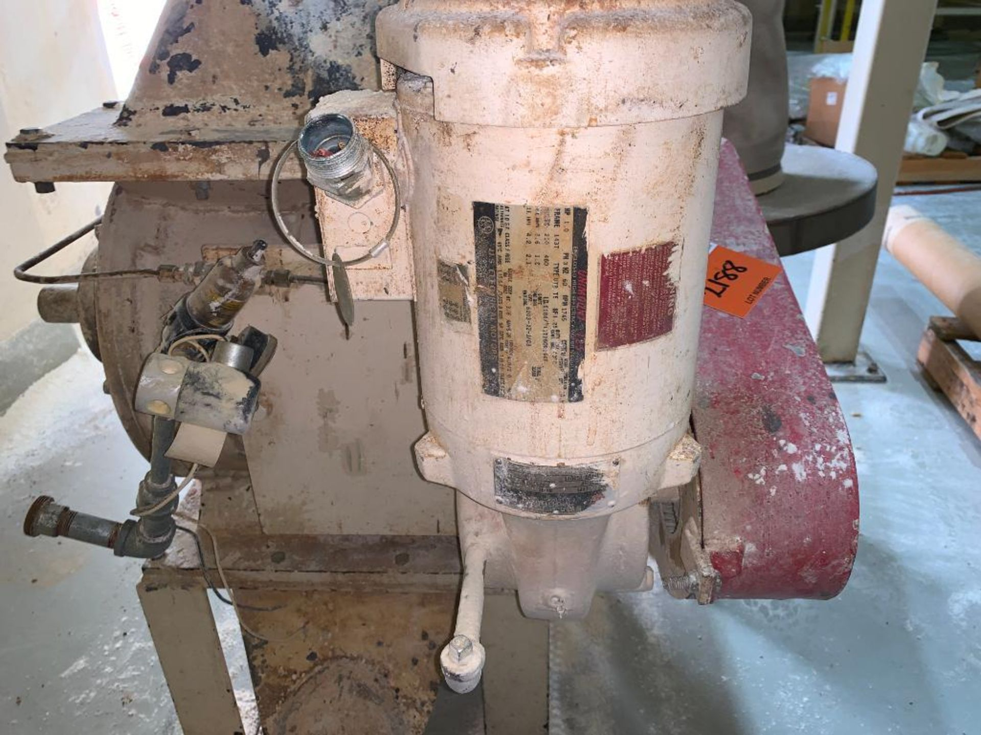 MAC 16 in. rotary lock - Image 2 of 7