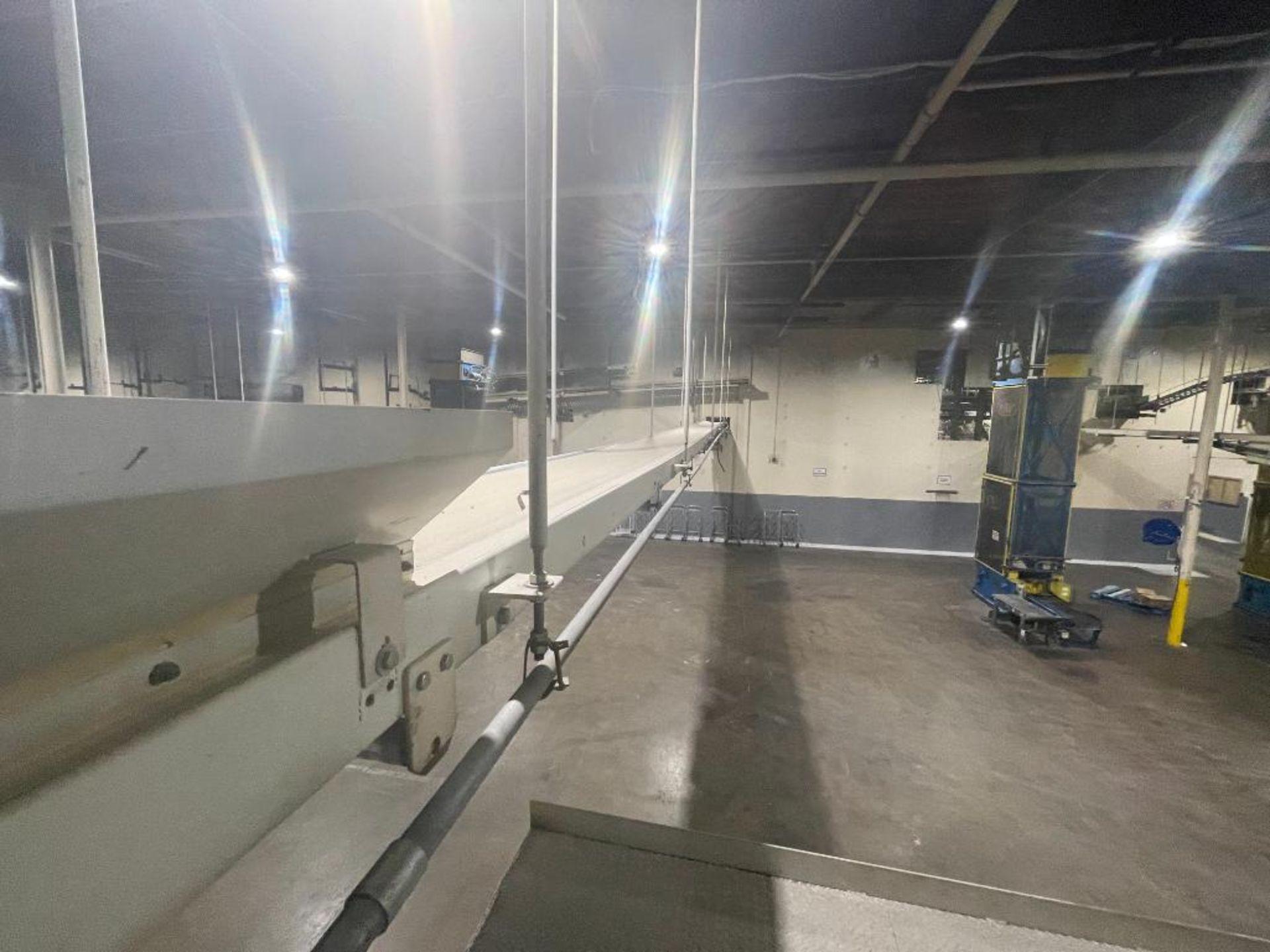 4 Aseeco mild steel conveyors - Image 6 of 14