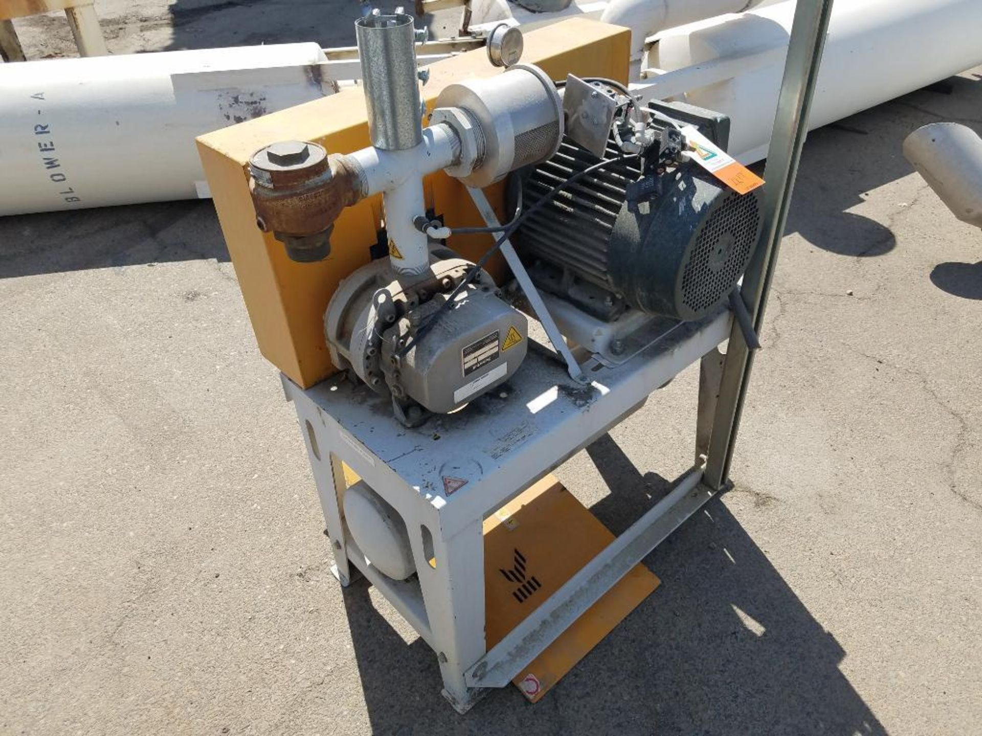 Sutorbilt rotary positive blower - Image 3 of 5