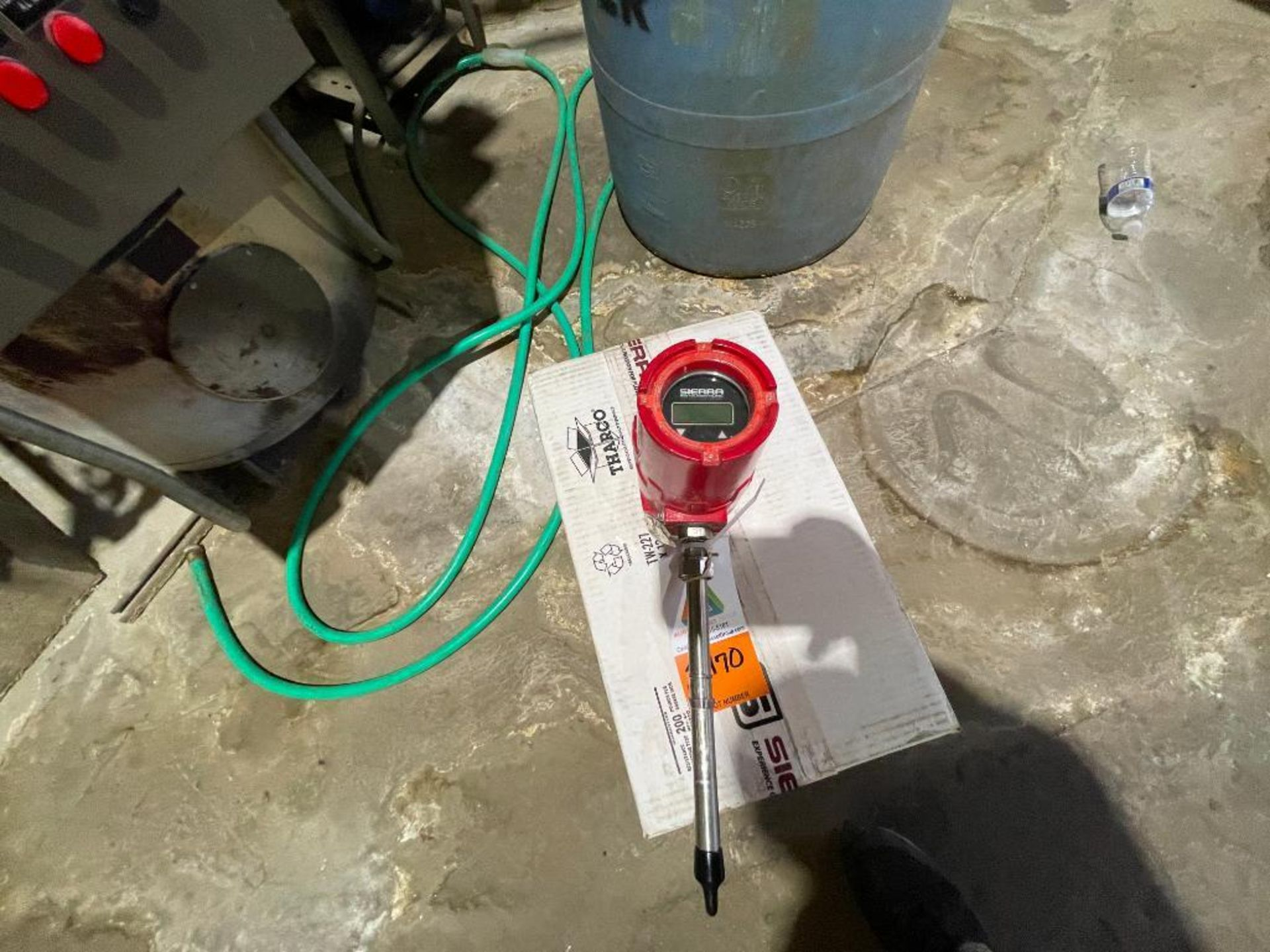 Sierra mass flow meter, unused - Image 7 of 7