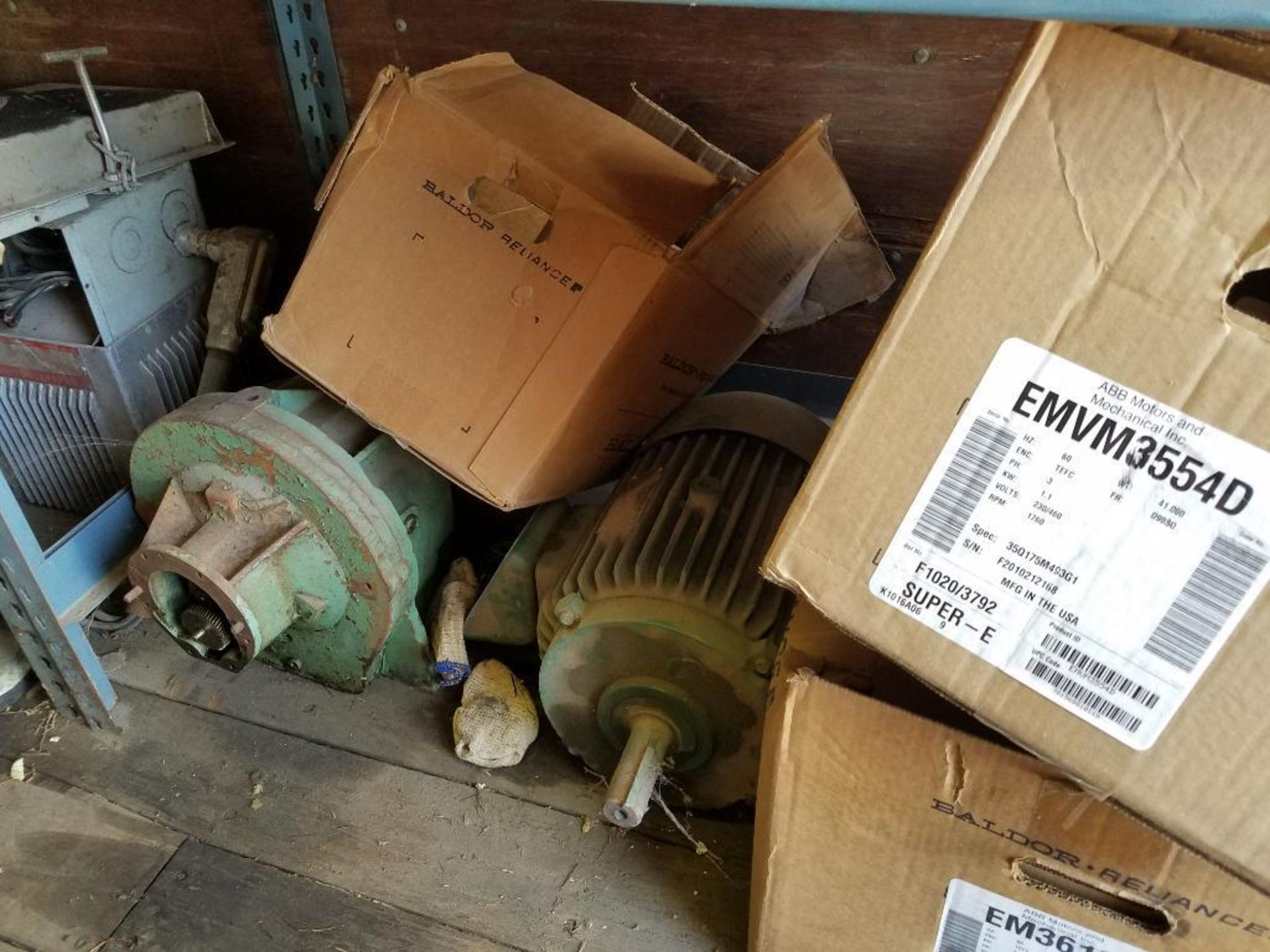 various motors and drives - Image 6 of 7