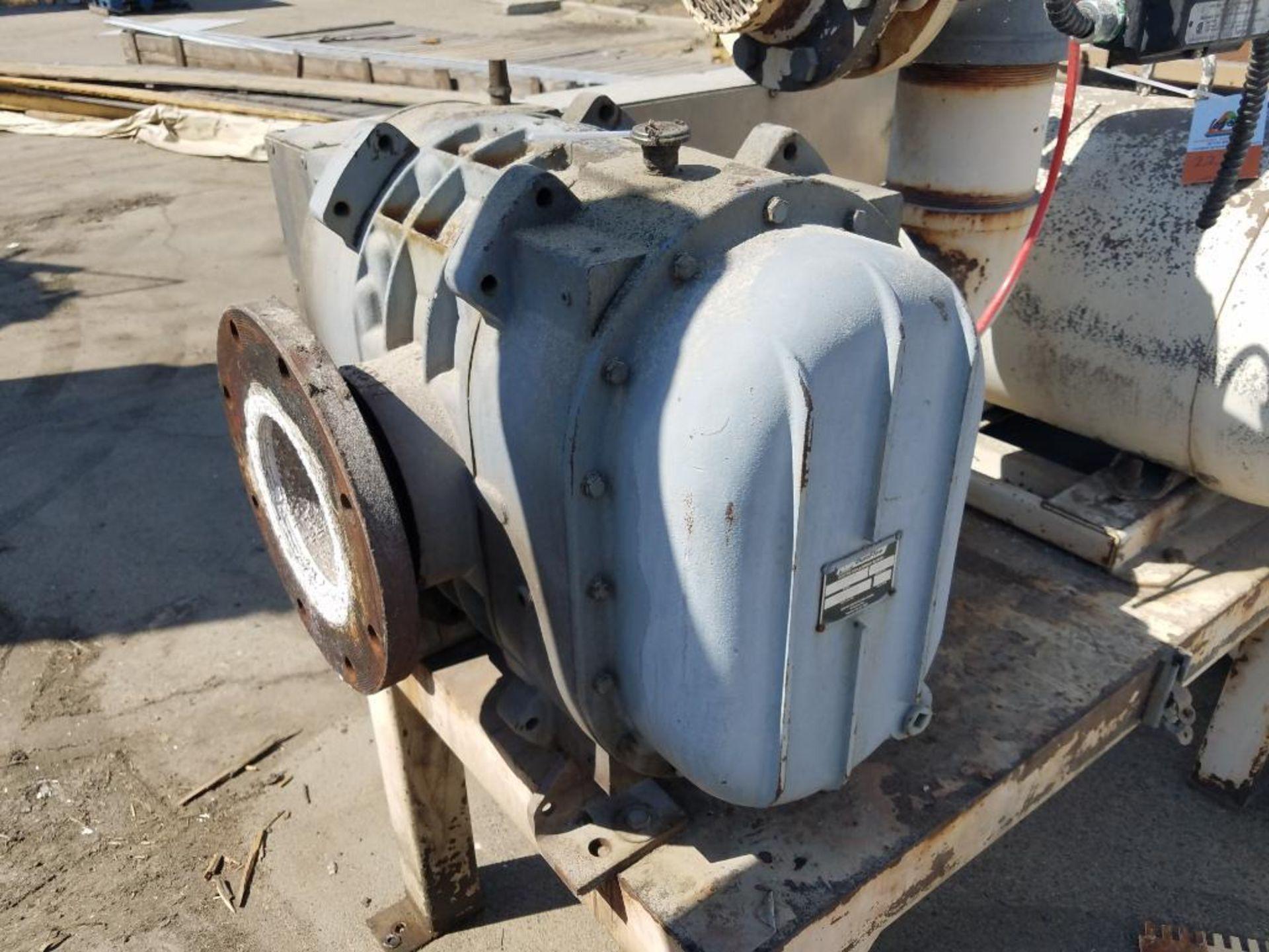 Gardner Denver Duroflow rotary positive blower - Image 3 of 7