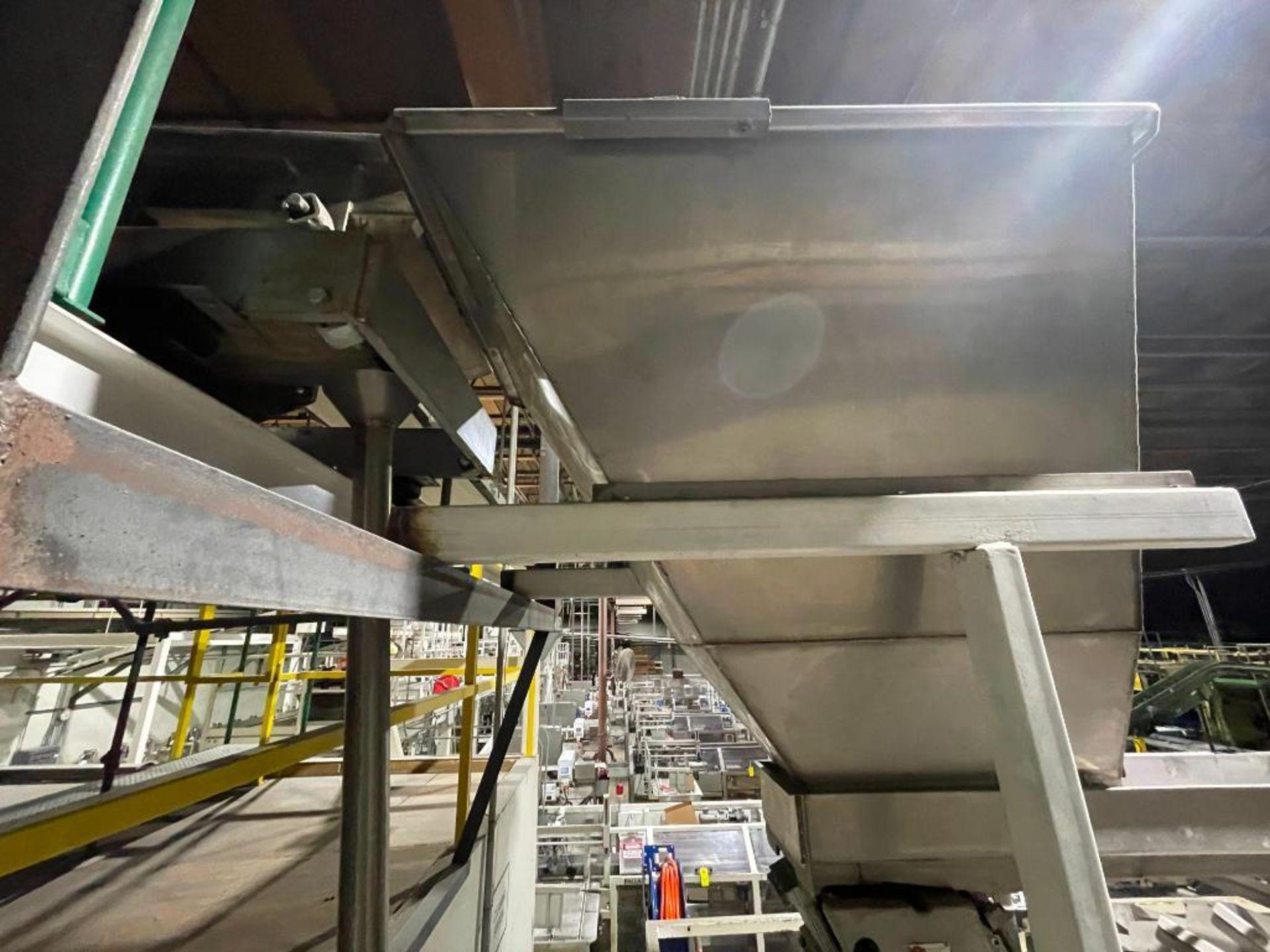 Eriez vibratory conveyor - Image 6 of 12