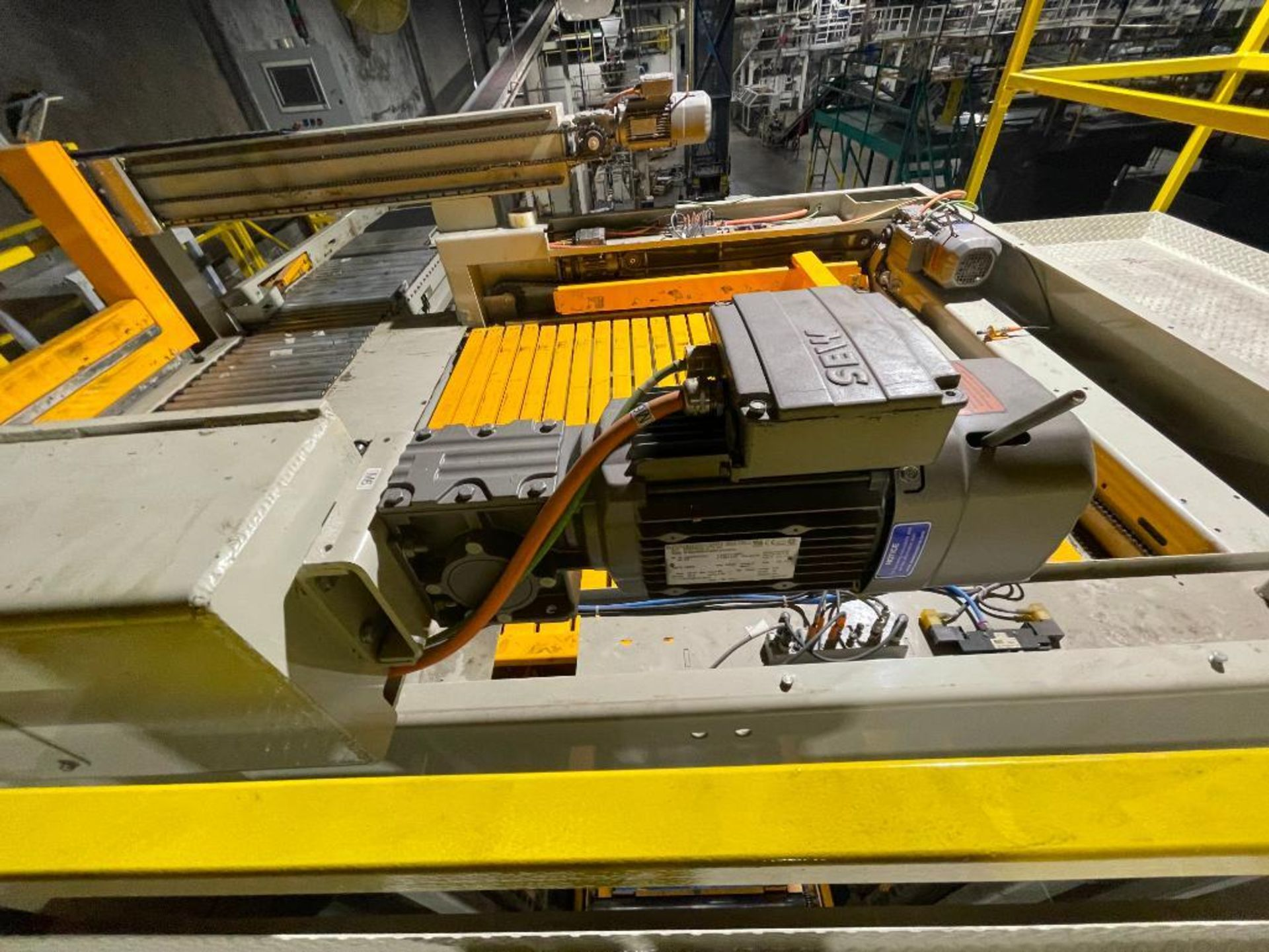 2013 TopTier downstacker, model DS with integrated TopTier pallet wrapper - Image 59 of 66