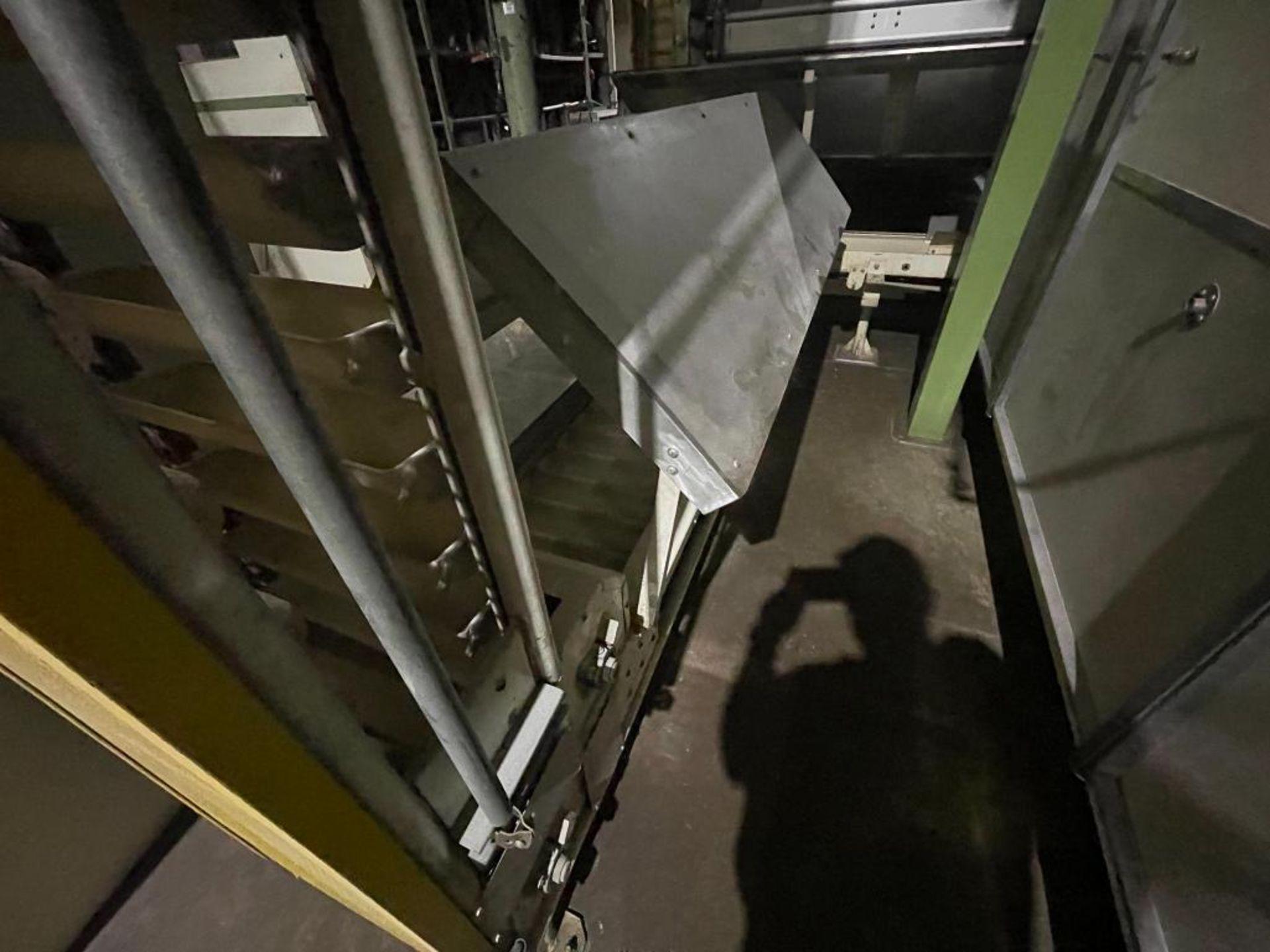 Aseeco overlapping bucket elevator - Image 9 of 14