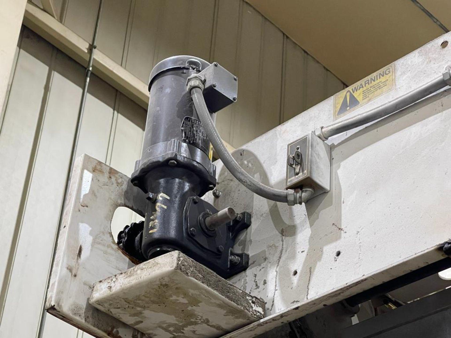 Meyer horizontal bucket elevator, model PQ-172-12-BCS - Image 12 of 19