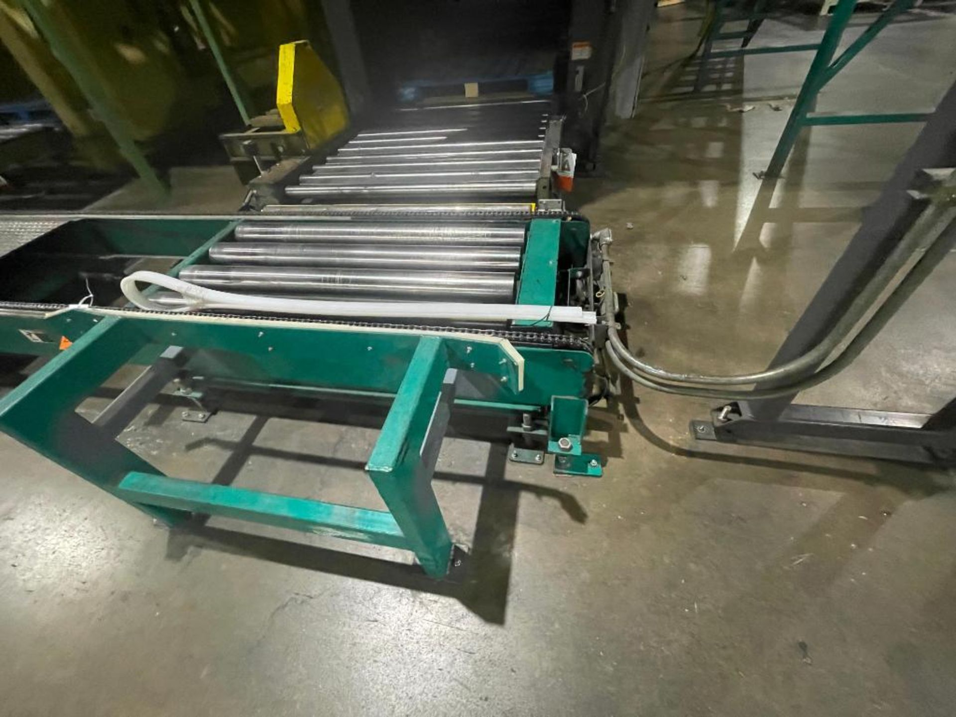 Automated Conveyor Systems full pallet conveyor - Image 4 of 12
