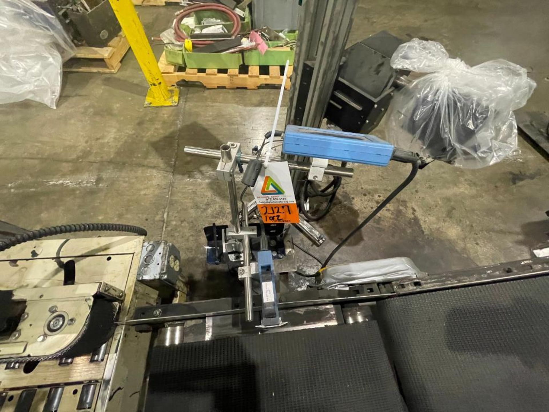 Automatic Printing Systems case coder - Image 14 of 15