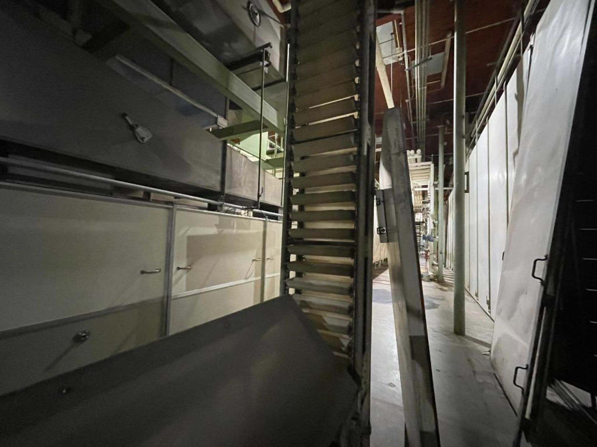 Aseeco overlapping bucket elevator - Image 3 of 14