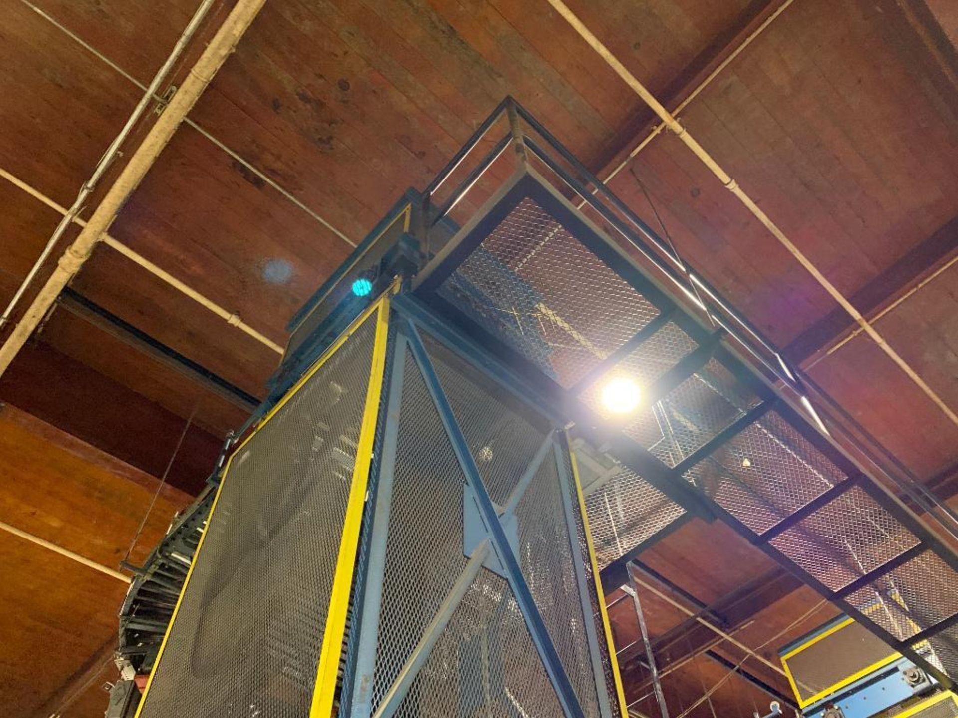 TKF vertical case elevator - Image 9 of 12