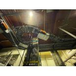 overhead power case conveyor