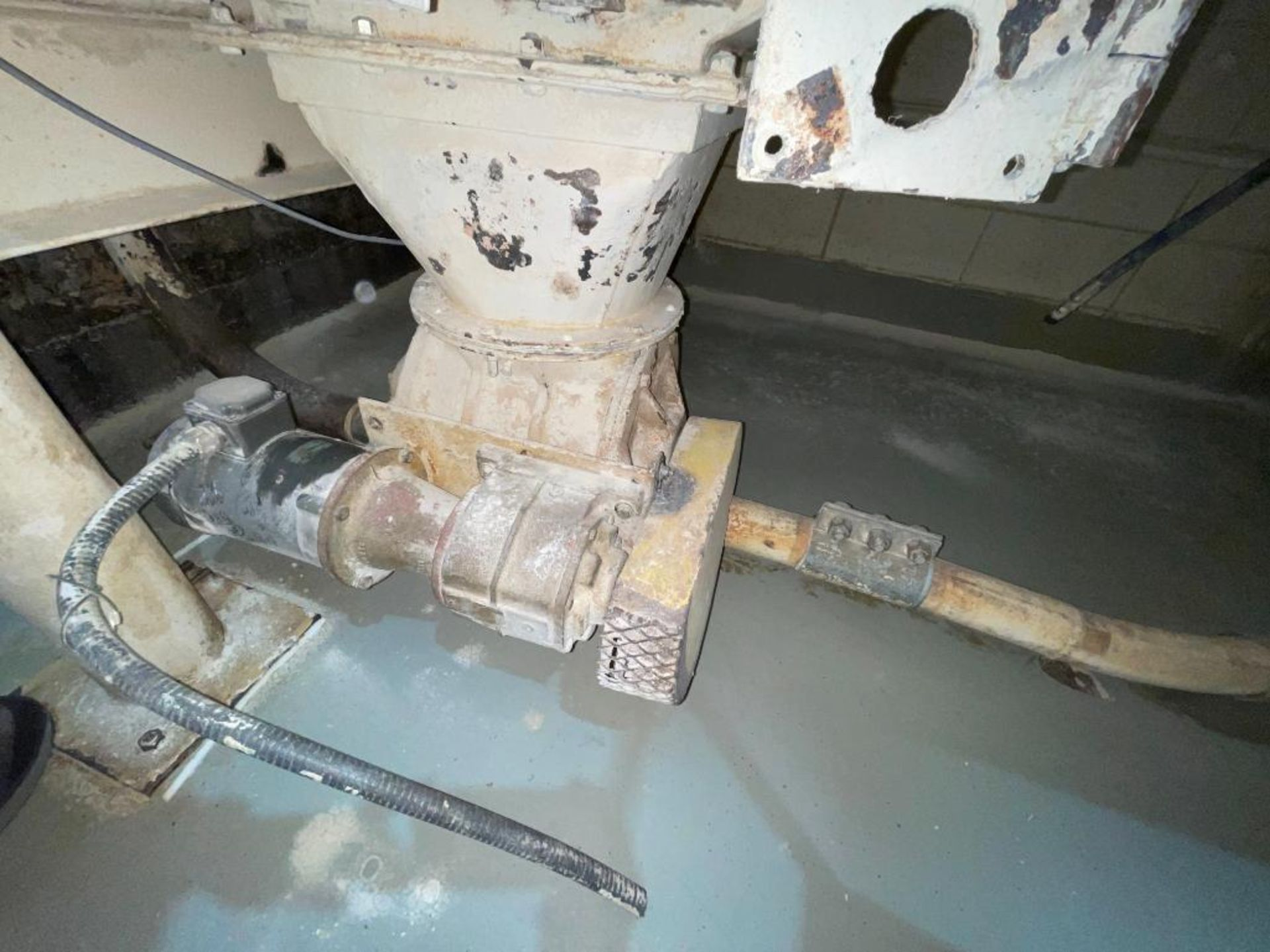 mild steel single screw blender - Image 10 of 14