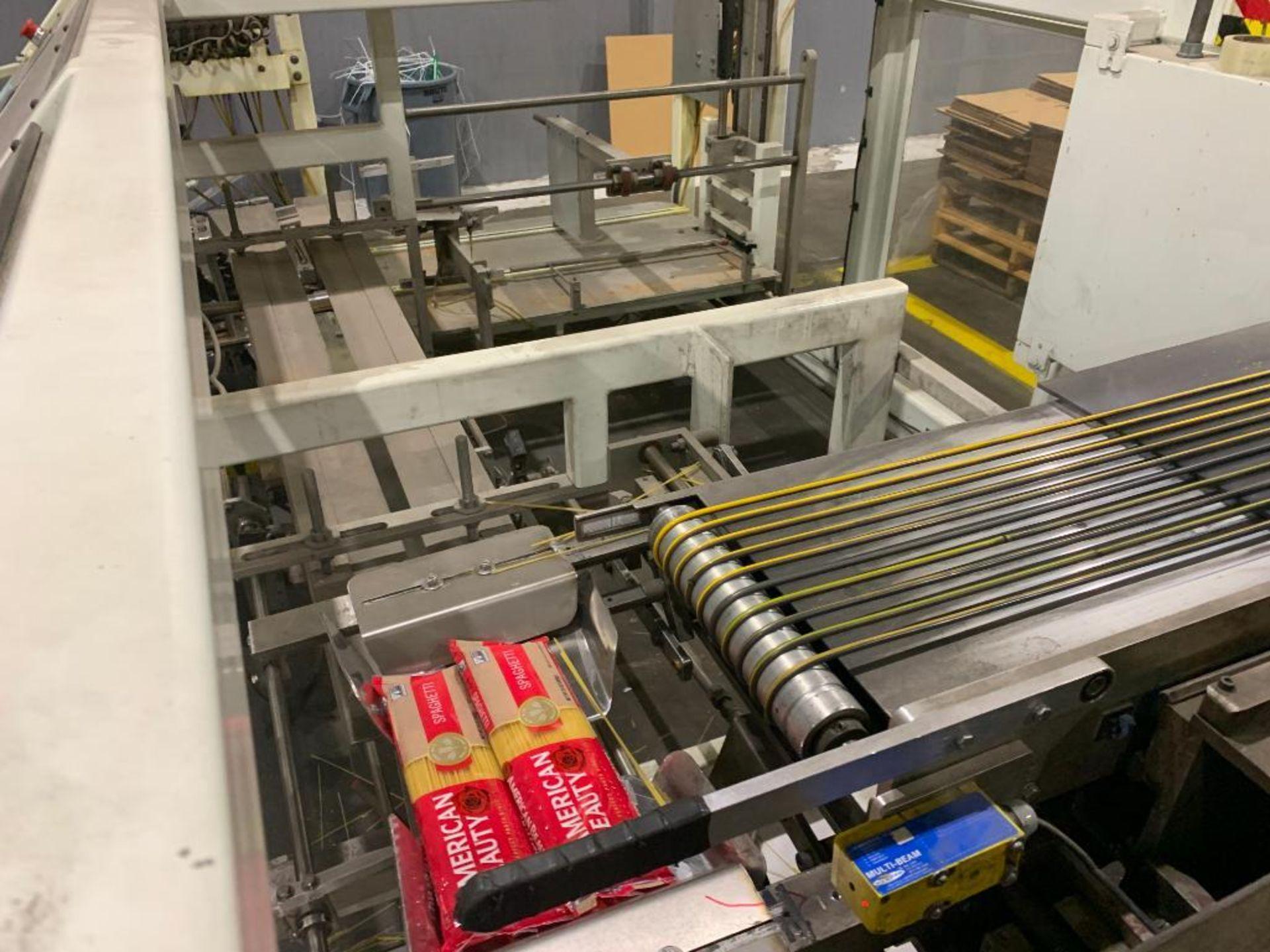 Fallas box erector/case packer - Image 29 of 33