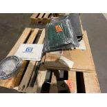 pallet of Siemens components