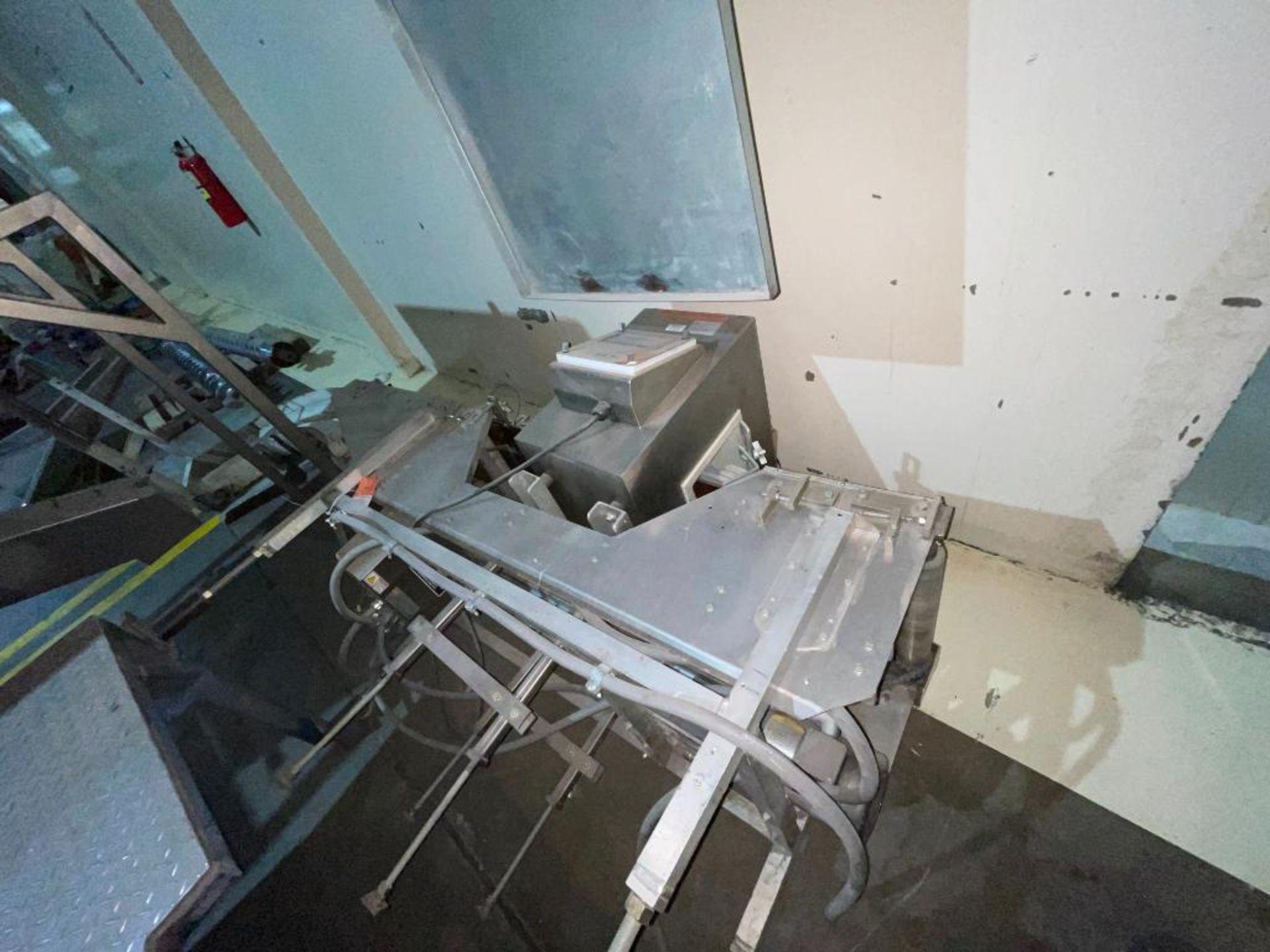 Eriez EZTC metal detector for parts