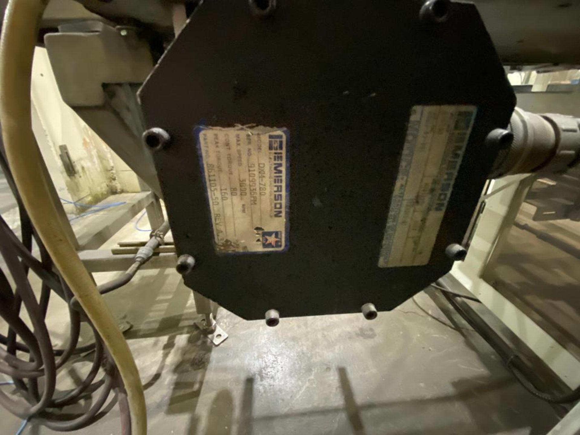 Fallas box erector/case packer - Image 9 of 29