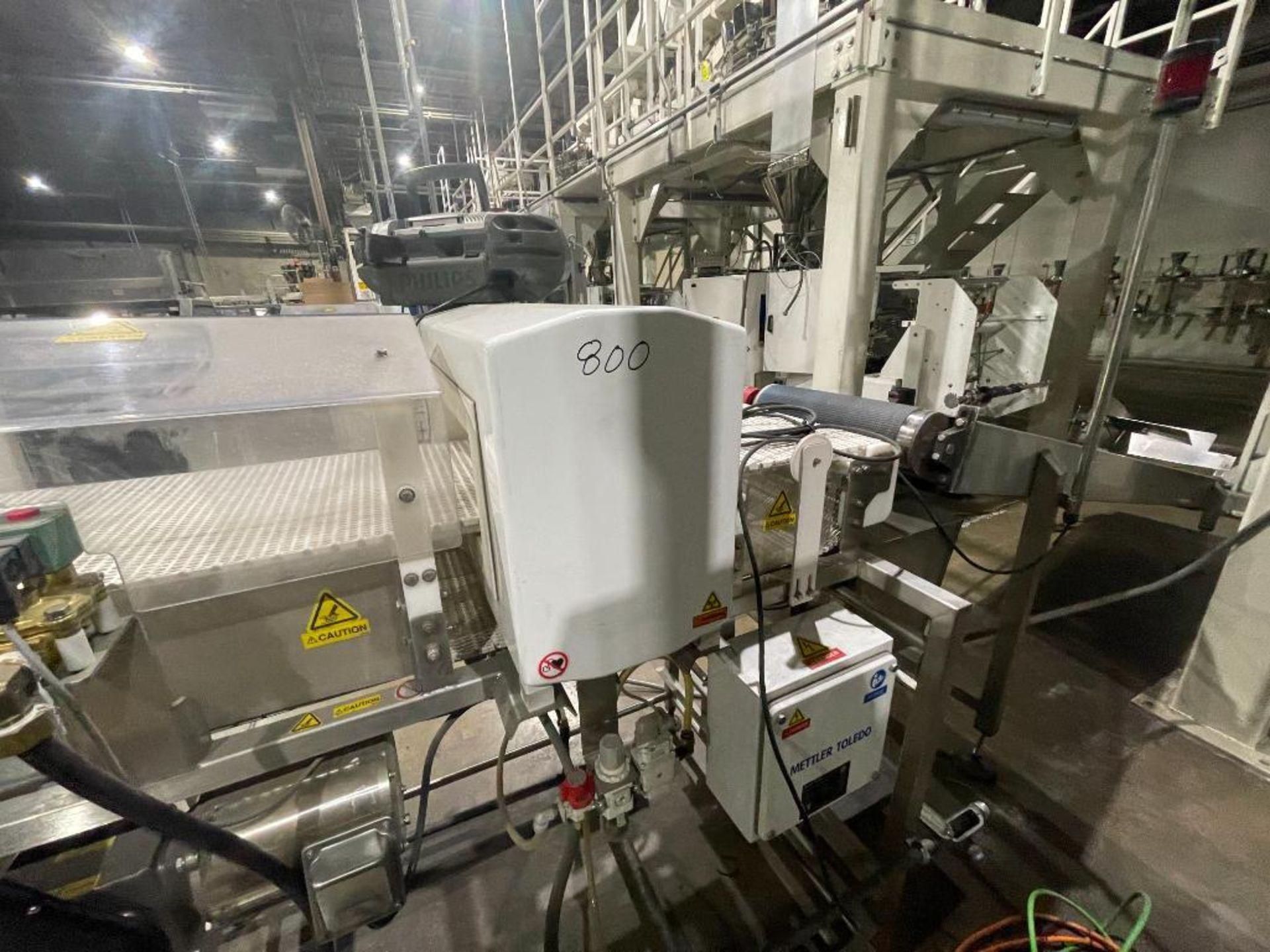 2016 Mettler Toledo metal detector, model SL1500 - Image 8 of 16