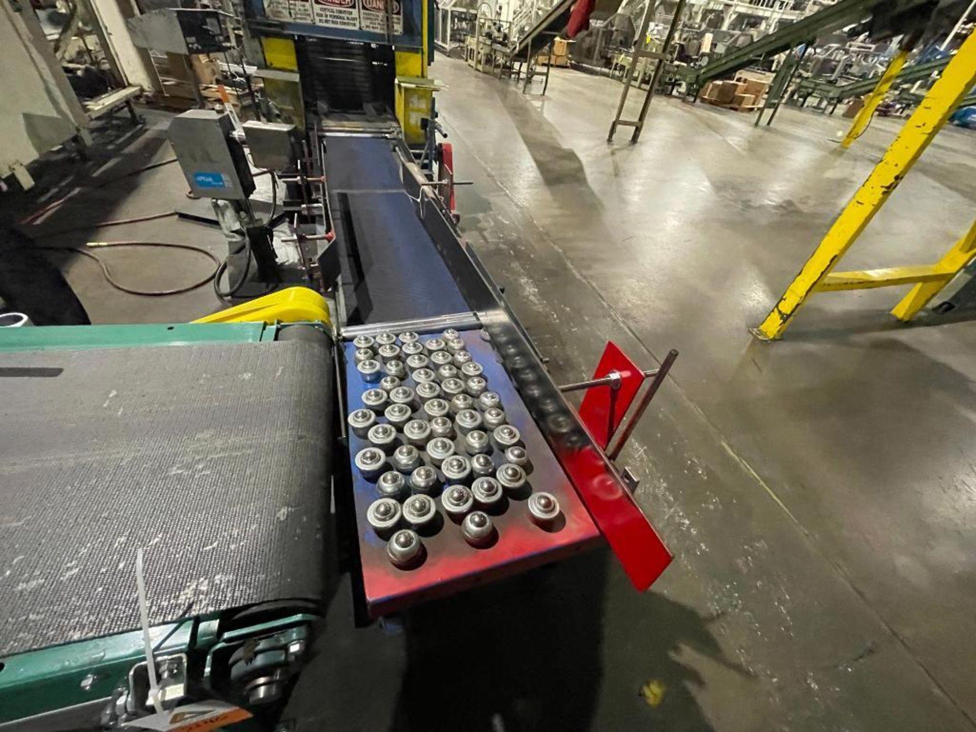 mild steel conveyor - Image 2 of 11