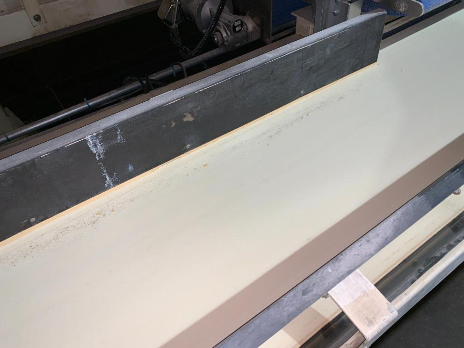 mild steel horizontal conveyor - Image 4 of 15