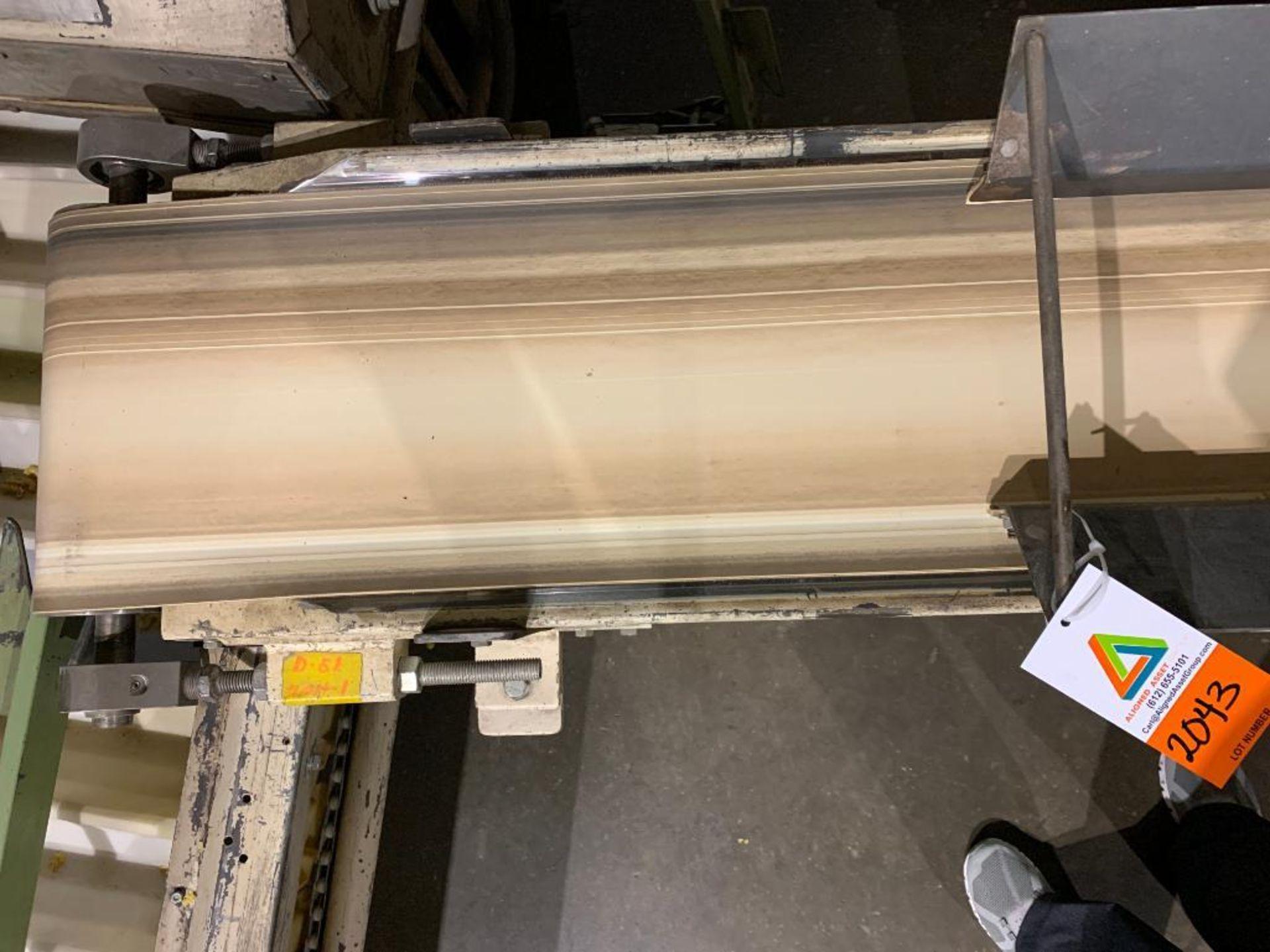 mild steel conveyor - Image 7 of 9