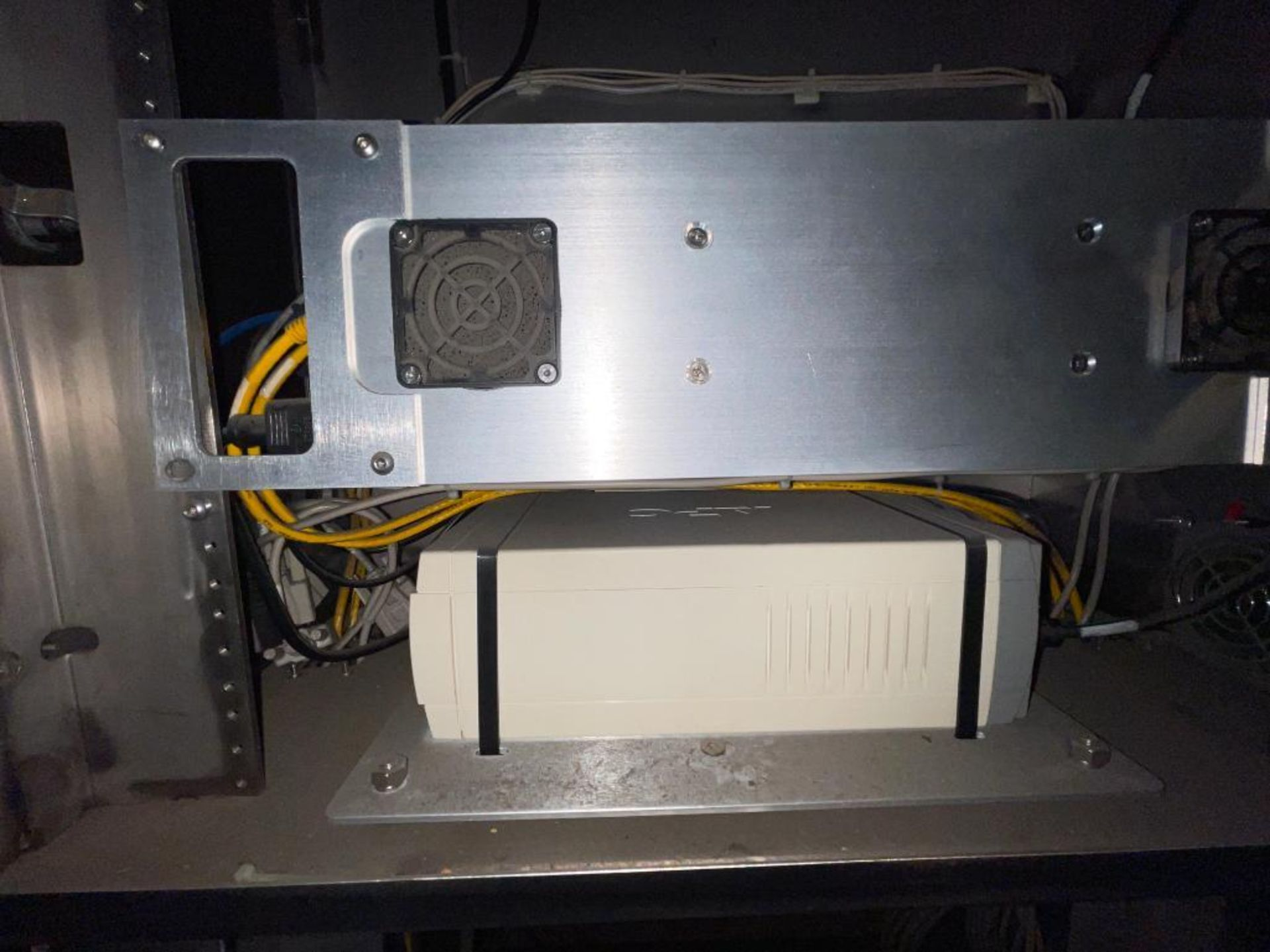 stainless steel pedestal control panel - Image 10 of 20