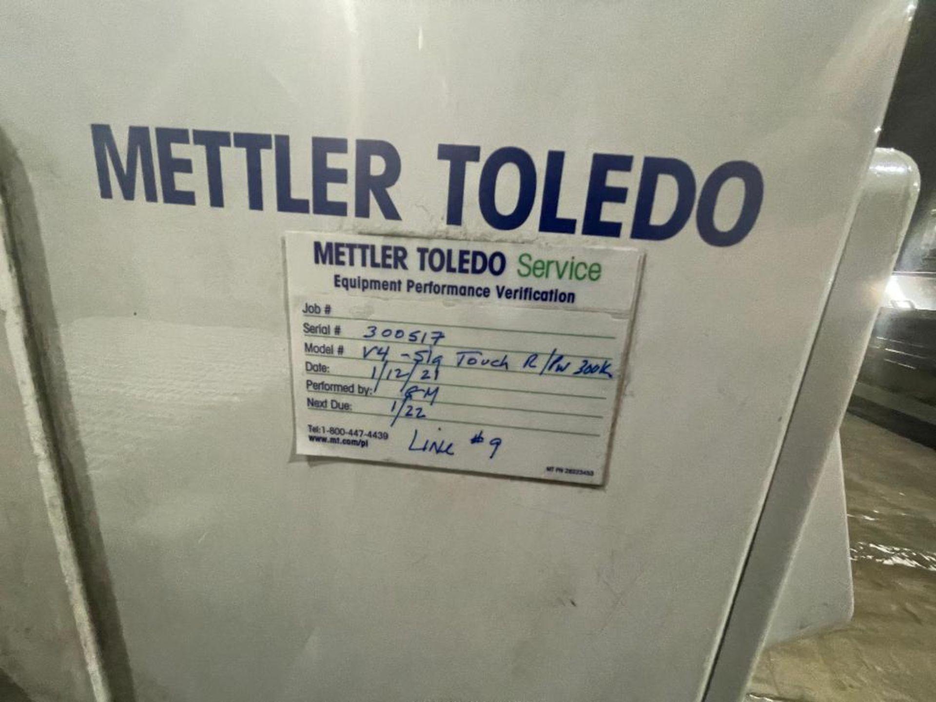 2016 Mettler Toledo metal detector, model SL1500 - Image 3 of 12