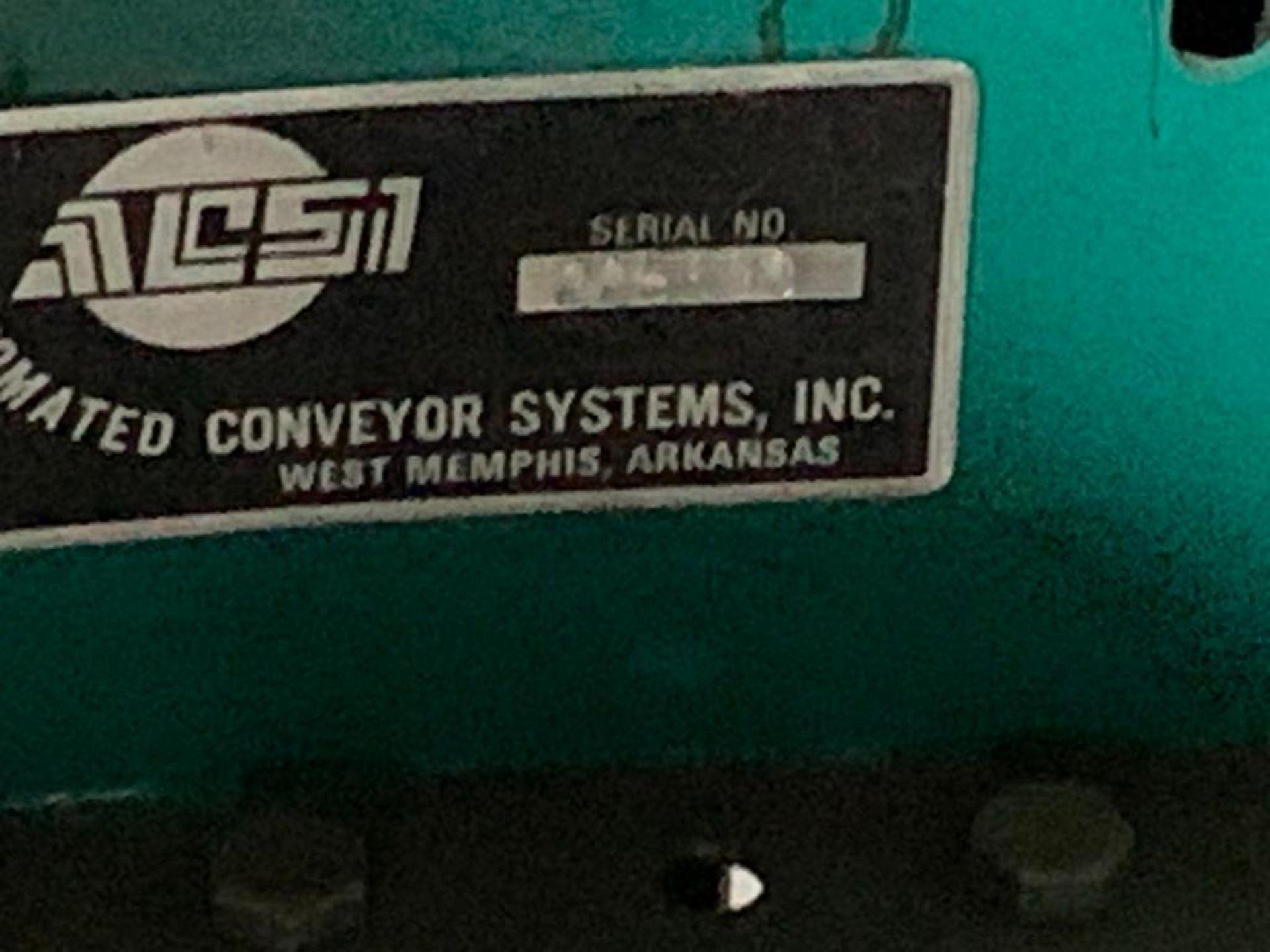 ACS power roller conveyor - Image 7 of 15