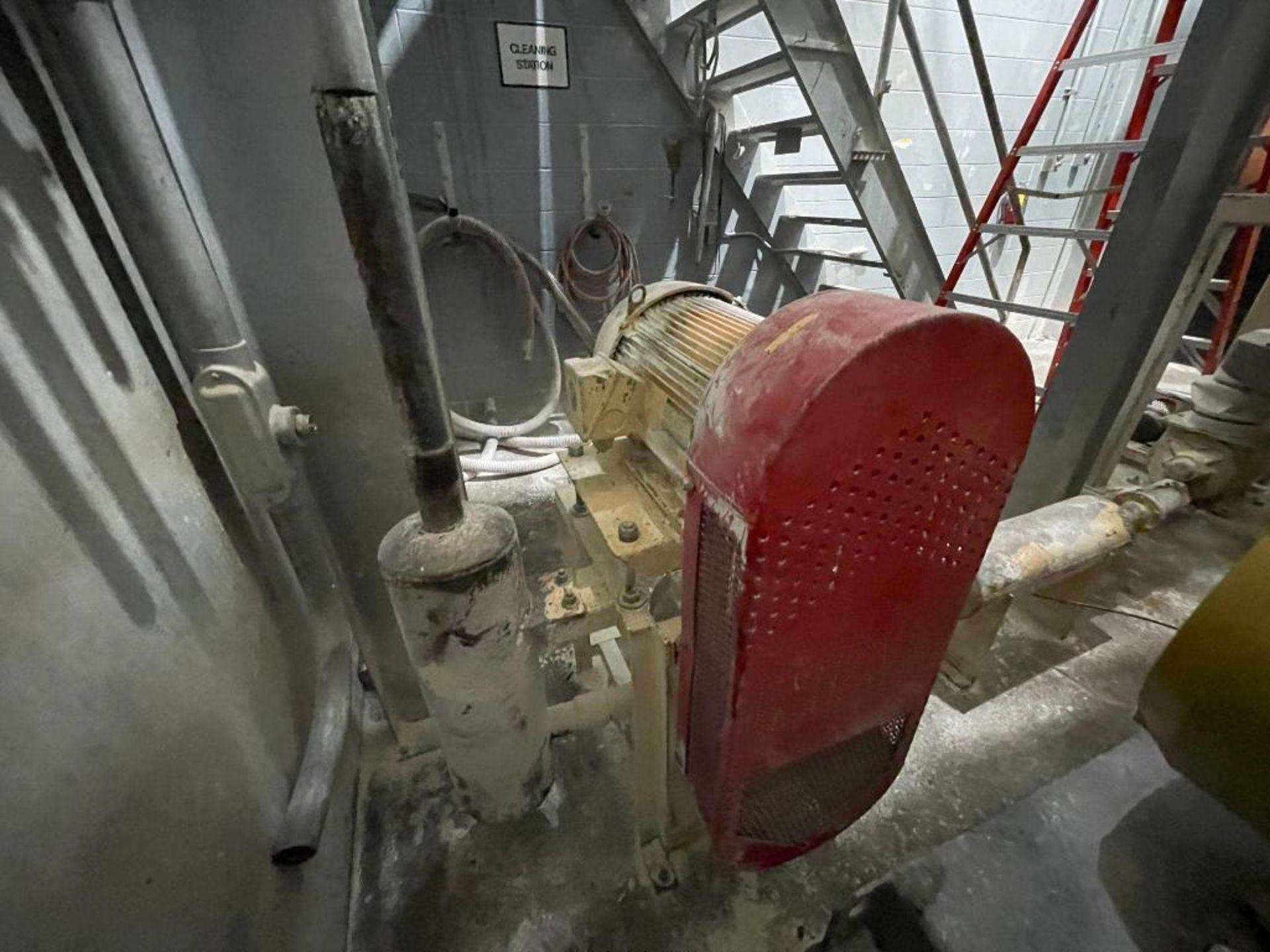 Gardner Denver Duroflow rotary positive blower - Image 9 of 14