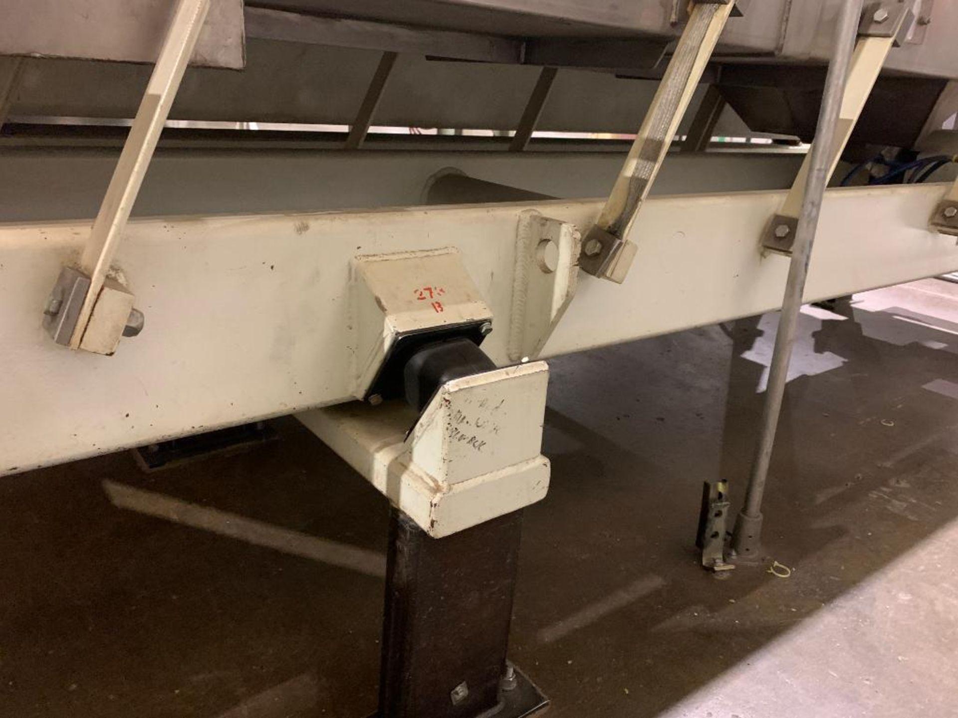 1992 Link-Belt vibratory conveyor, model LBL2405-10X12-10 - Image 11 of 34