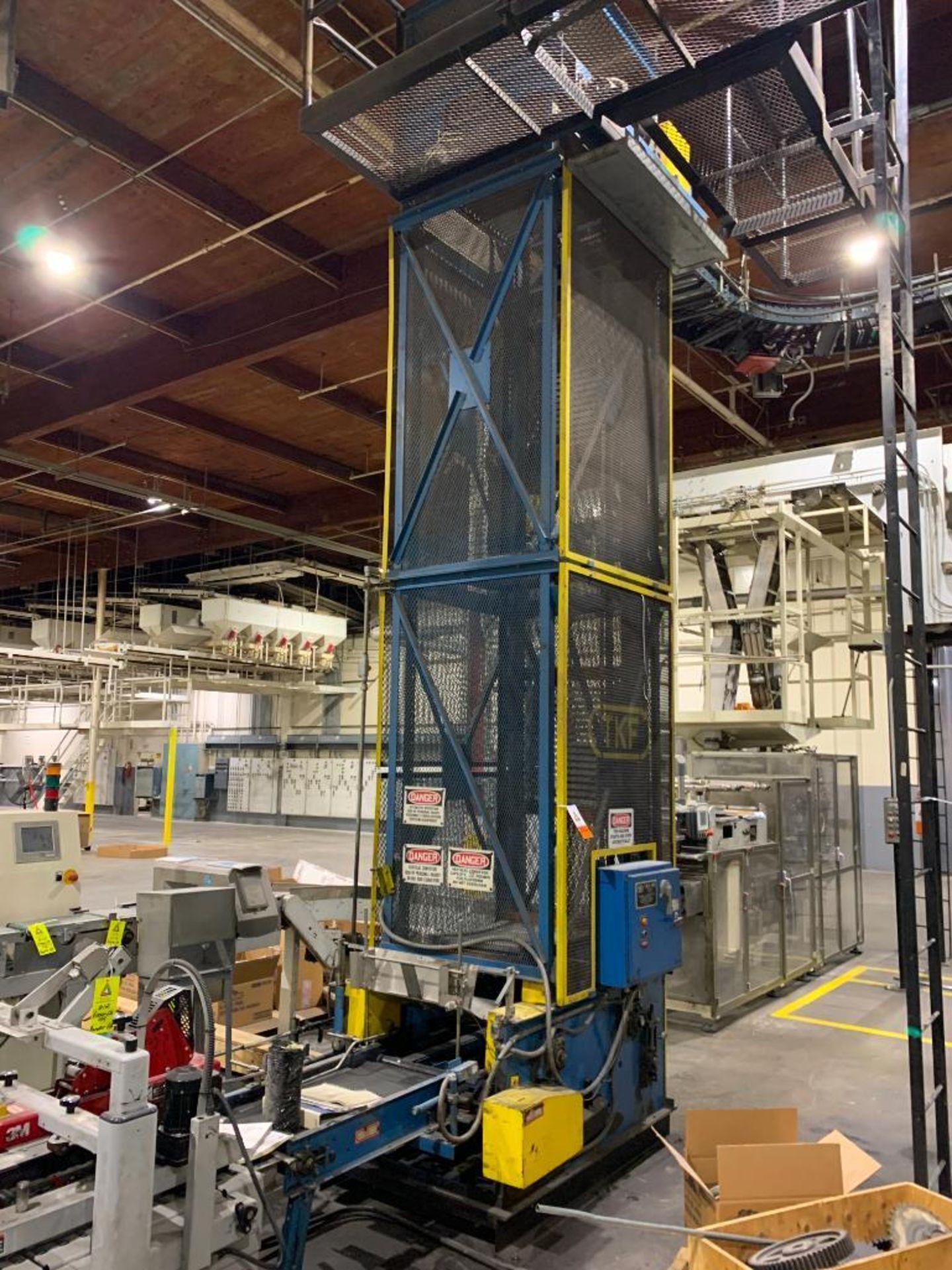 TKF vertical case elevator - Image 2 of 12